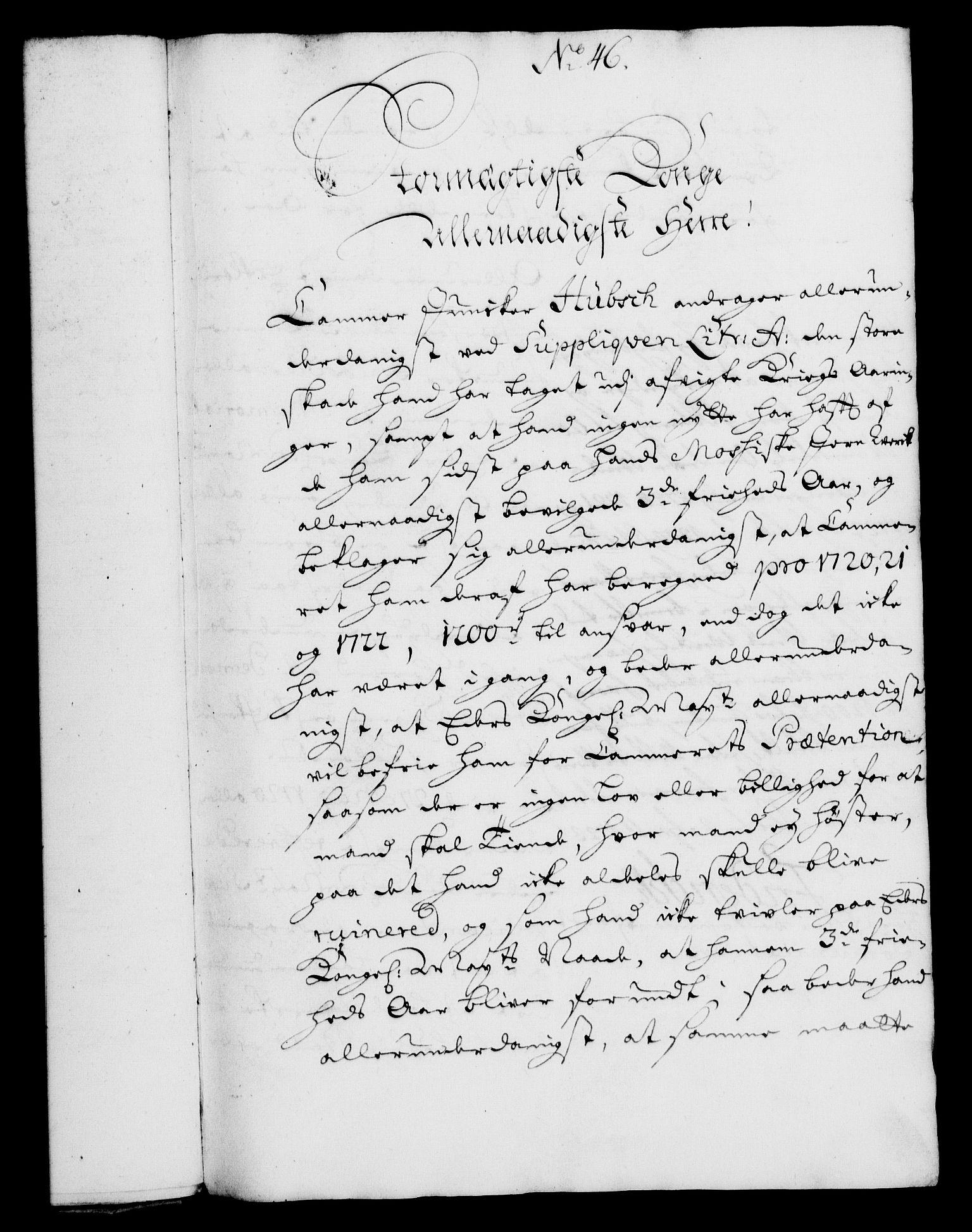RA, Rentekammeret, Kammerkanselliet, G/Gf/Gfa/L0006: Norsk relasjons- og resolusjonsprotokoll (merket RK 52.6), 1723, s. 360
