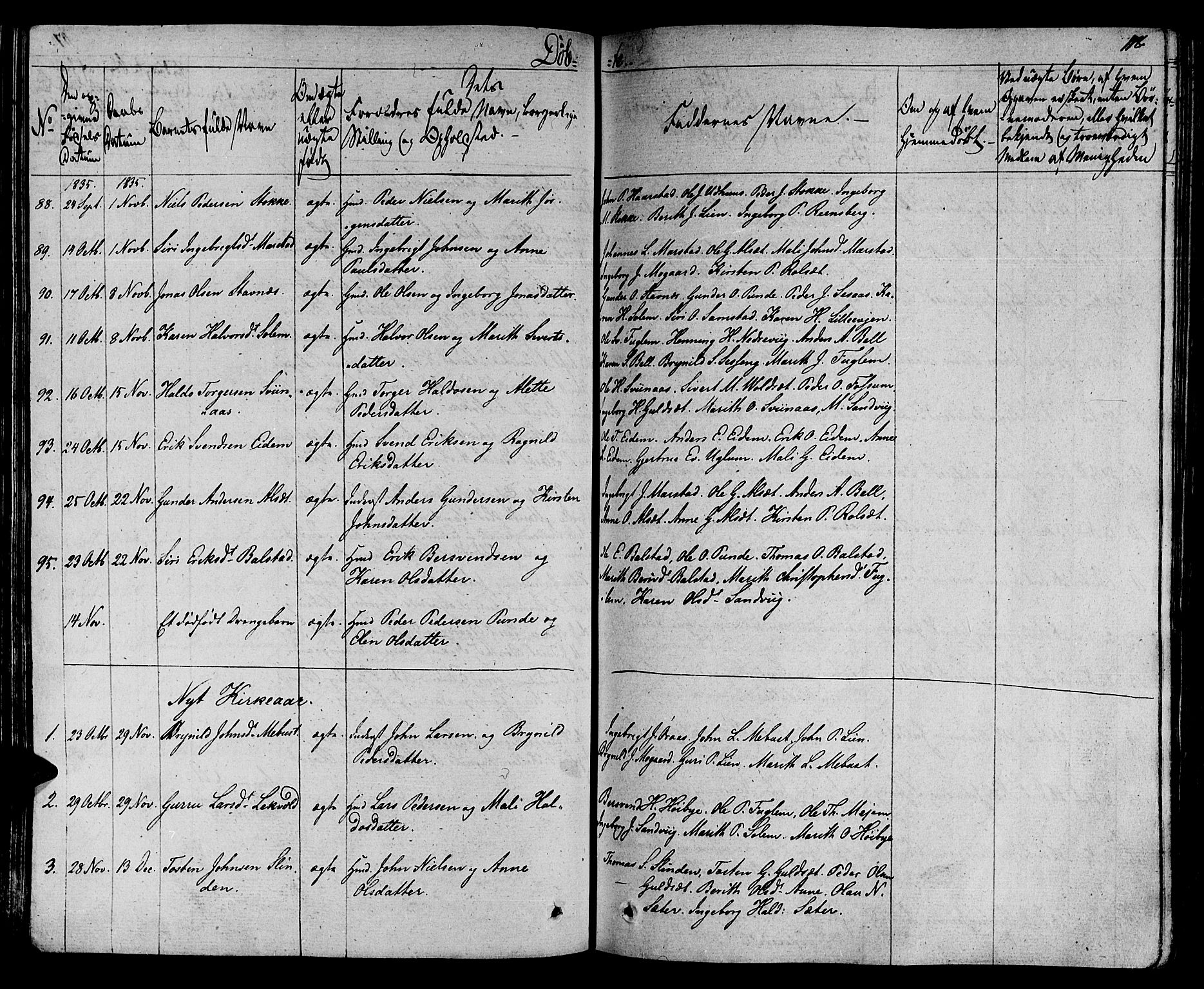 SAT, Ministerialprotokoller, klokkerbøker og fødselsregistre - Sør-Trøndelag, 695/L1143: Ministerialbok nr. 695A05 /1, 1824-1842, s. 118