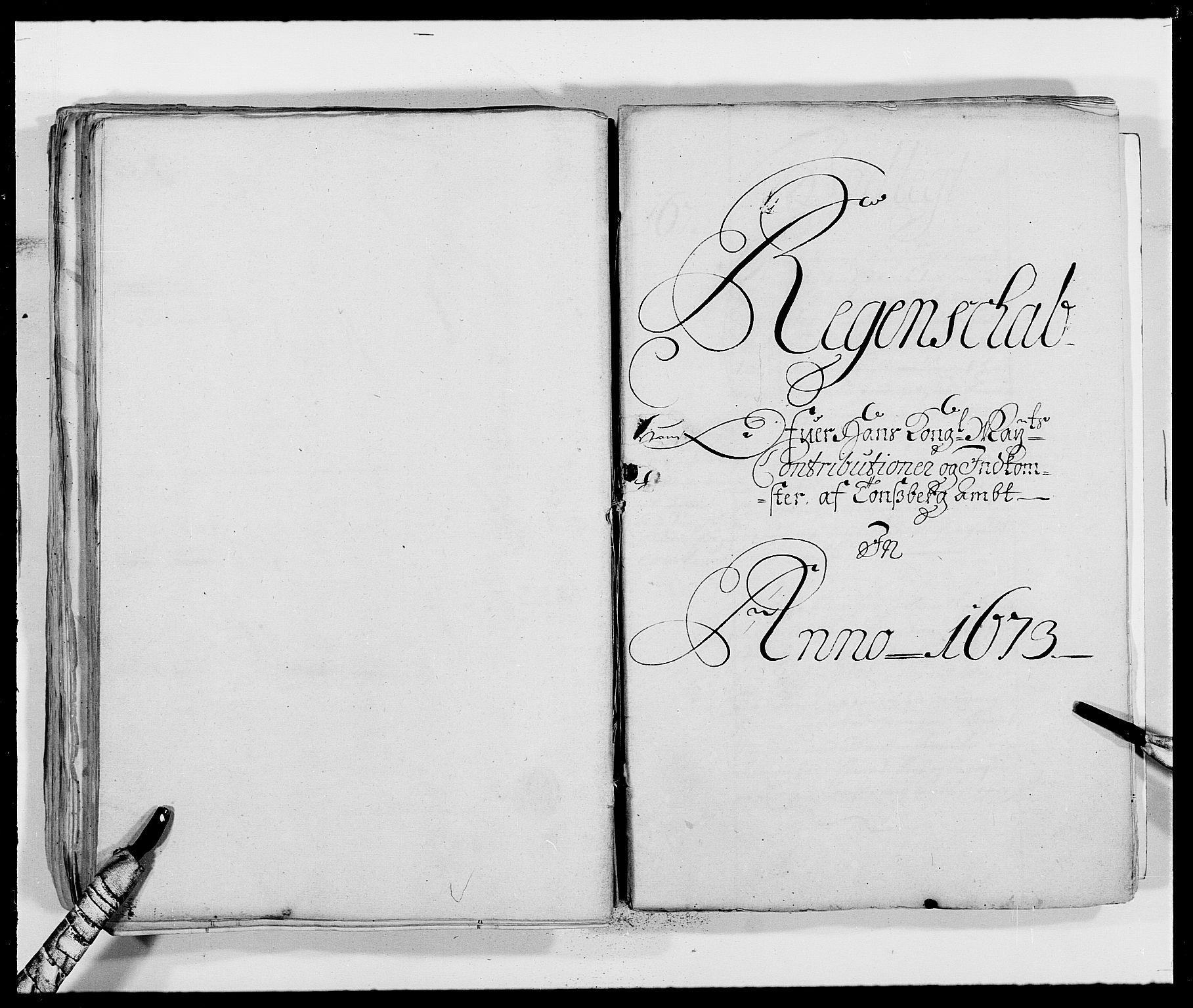 RA, Rentekammeret inntil 1814, Reviderte regnskaper, Fogderegnskap, R32/L1839: Fogderegnskap Jarlsberg grevskap, 1664-1673, s. 131