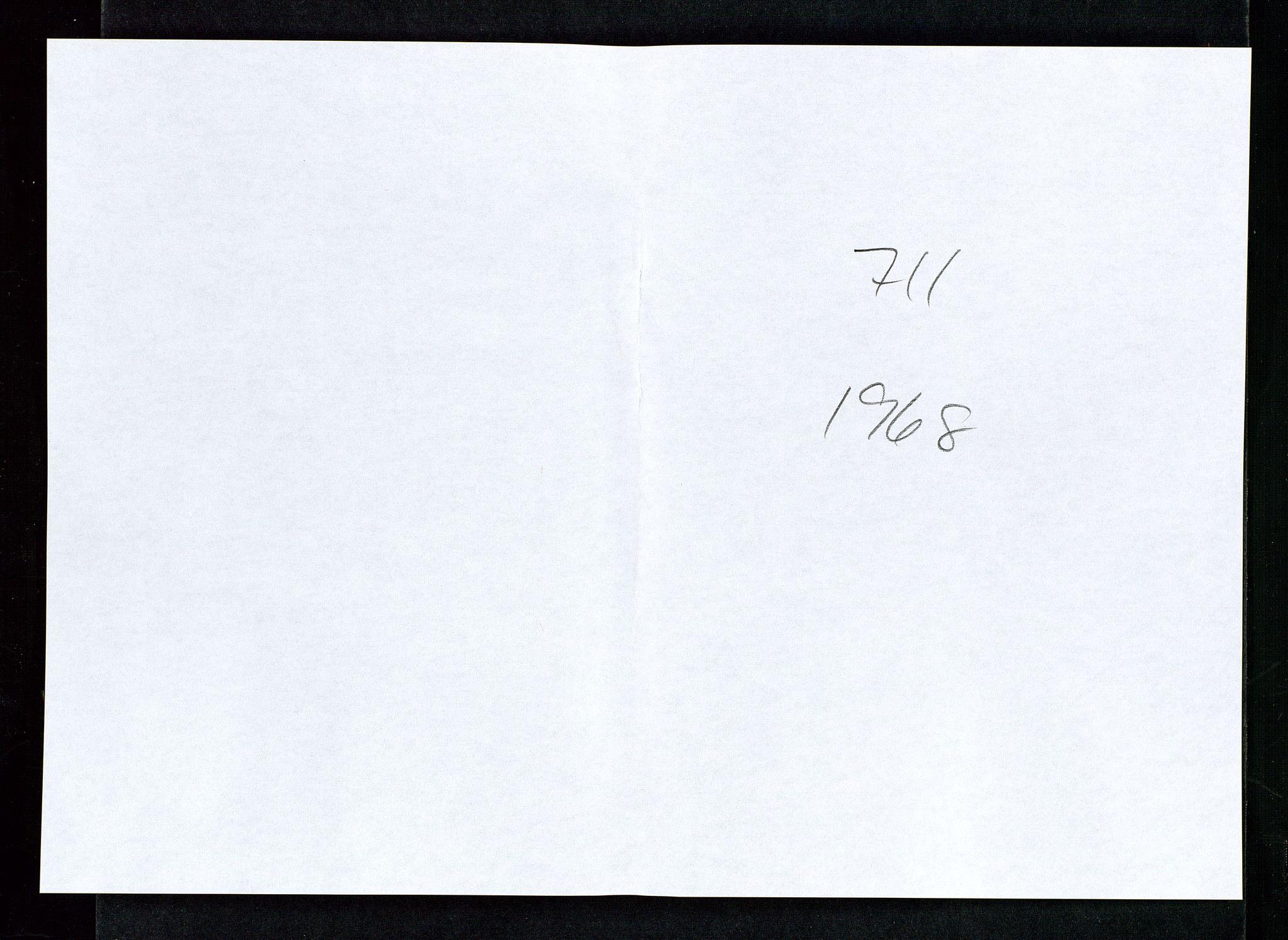 SAST, Industridepartementet, Oljekontoret, Da/L0003: Arkivnøkkel 711 Undersøkelser og utforskning, 1963-1971, s. 483
