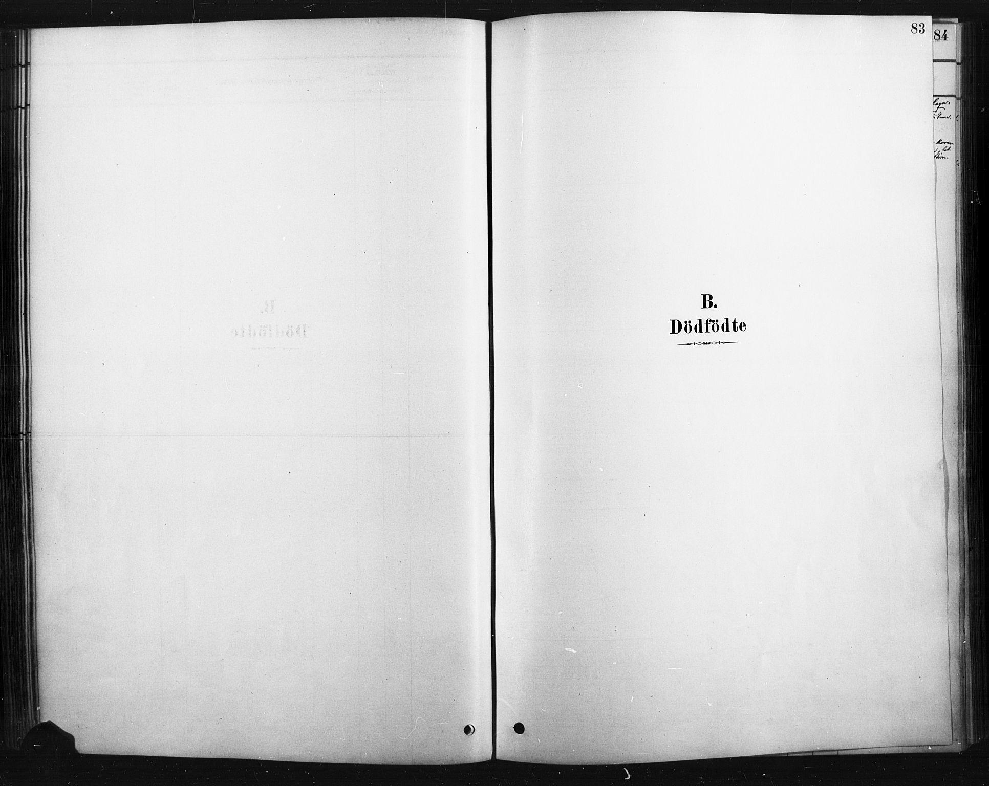 SAH, Rendalen prestekontor, H/Ha/Haa/L0010: Ministerialbok nr. 10, 1878-1901, s. 83