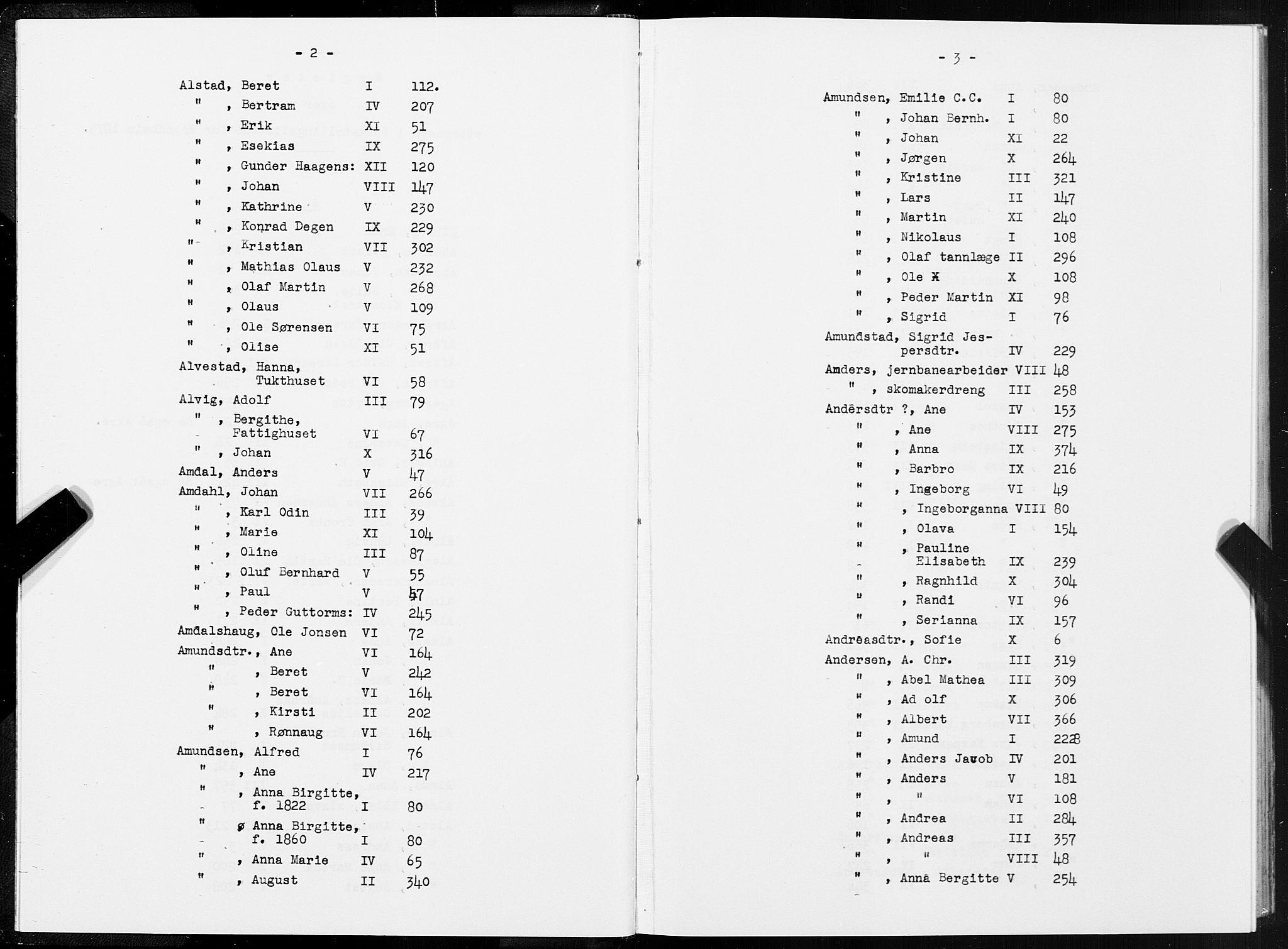 SAT, Folketelling 1875 for 1601 Trondheim kjøpstad, 1875, s. 2-3