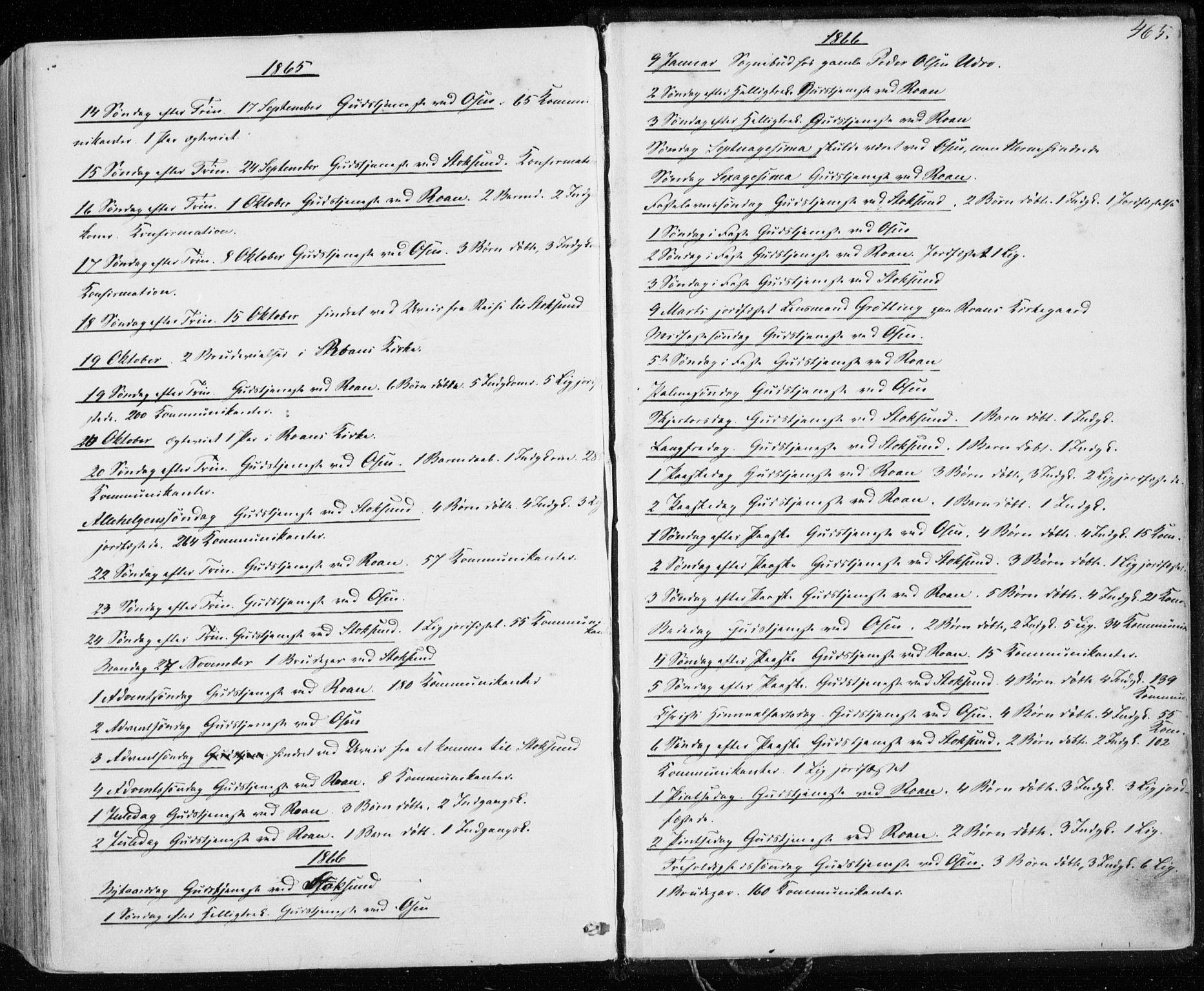 SAT, Ministerialprotokoller, klokkerbøker og fødselsregistre - Sør-Trøndelag, 657/L0705: Ministerialbok nr. 657A06, 1858-1867, s. 465