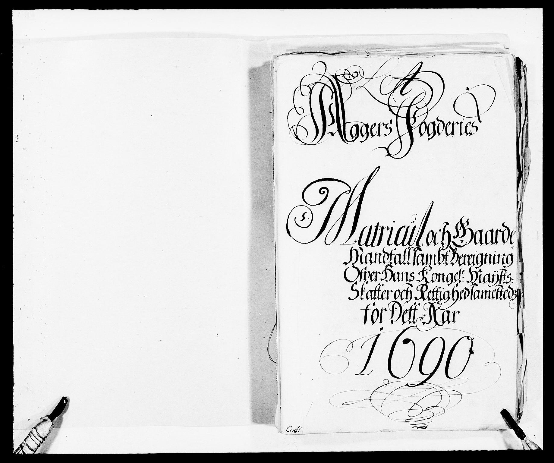 RA, Rentekammeret inntil 1814, Reviderte regnskaper, Fogderegnskap, R08/L0423: Fogderegnskap Aker, 1687-1689, s. 146