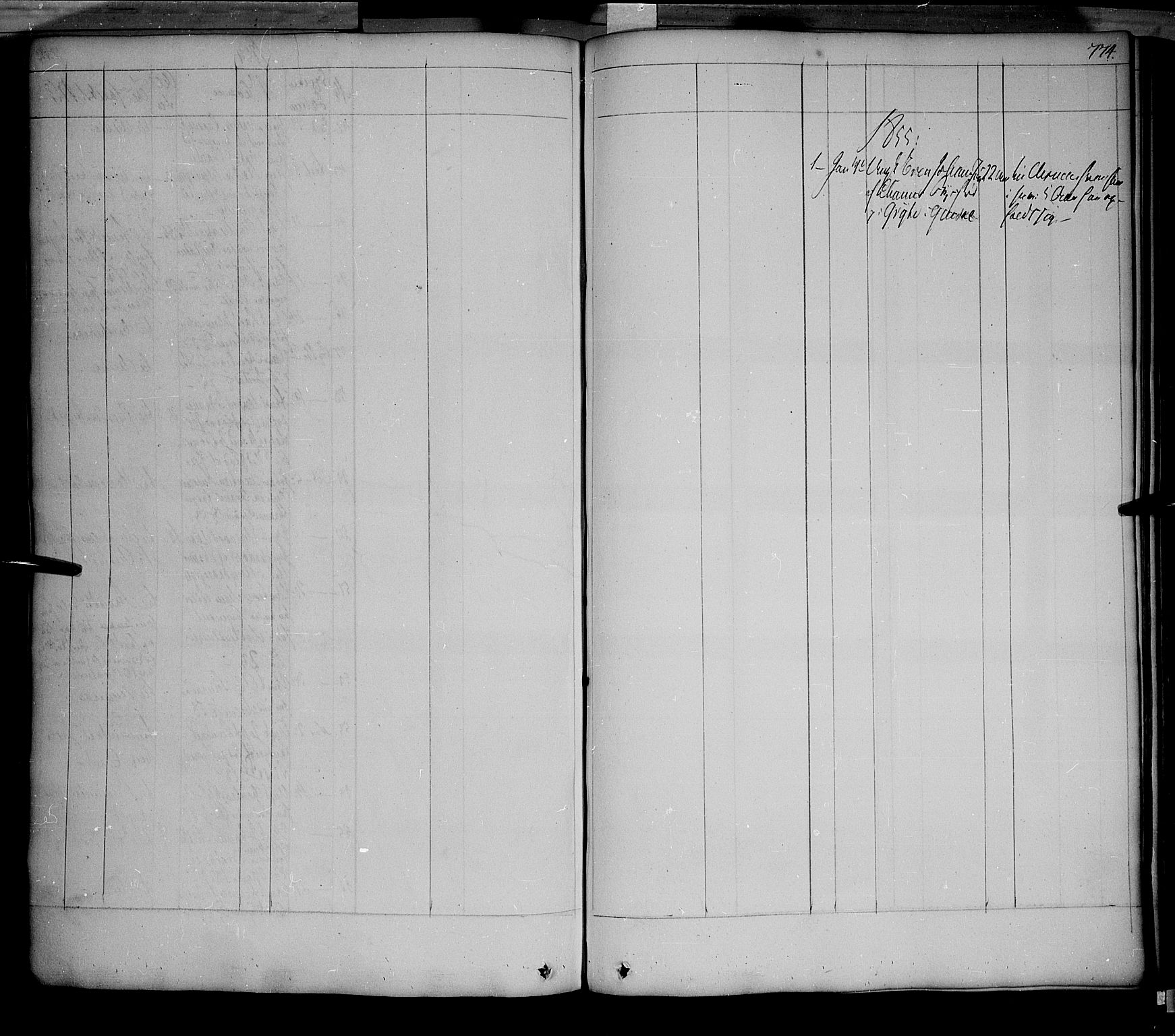 SAH, Fåberg prestekontor, Ministerialbok nr. 5, 1836-1854, s. 773-774