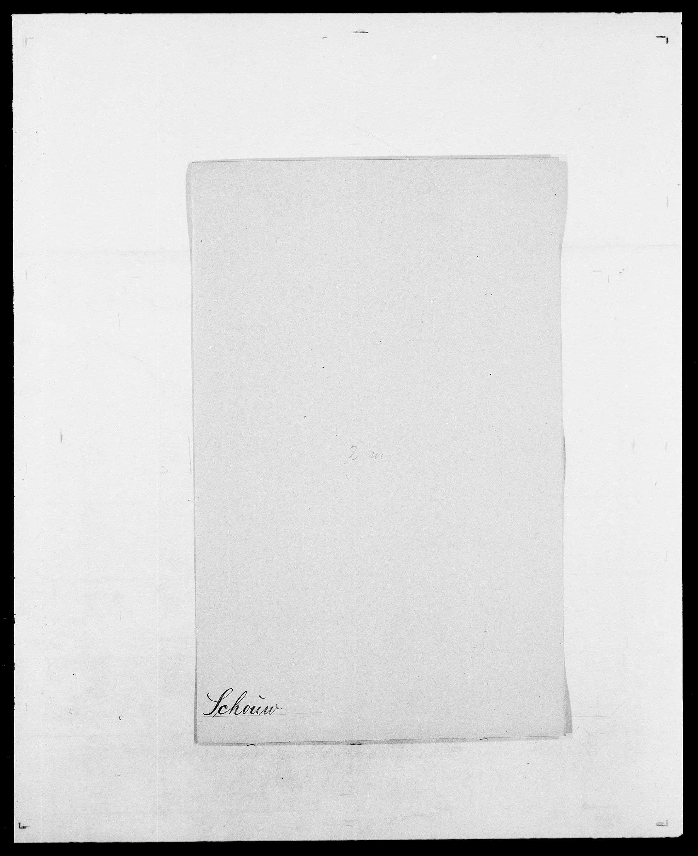 SAO, Delgobe, Charles Antoine - samling, D/Da/L0035: Schnabel - sjetman, s. 104
