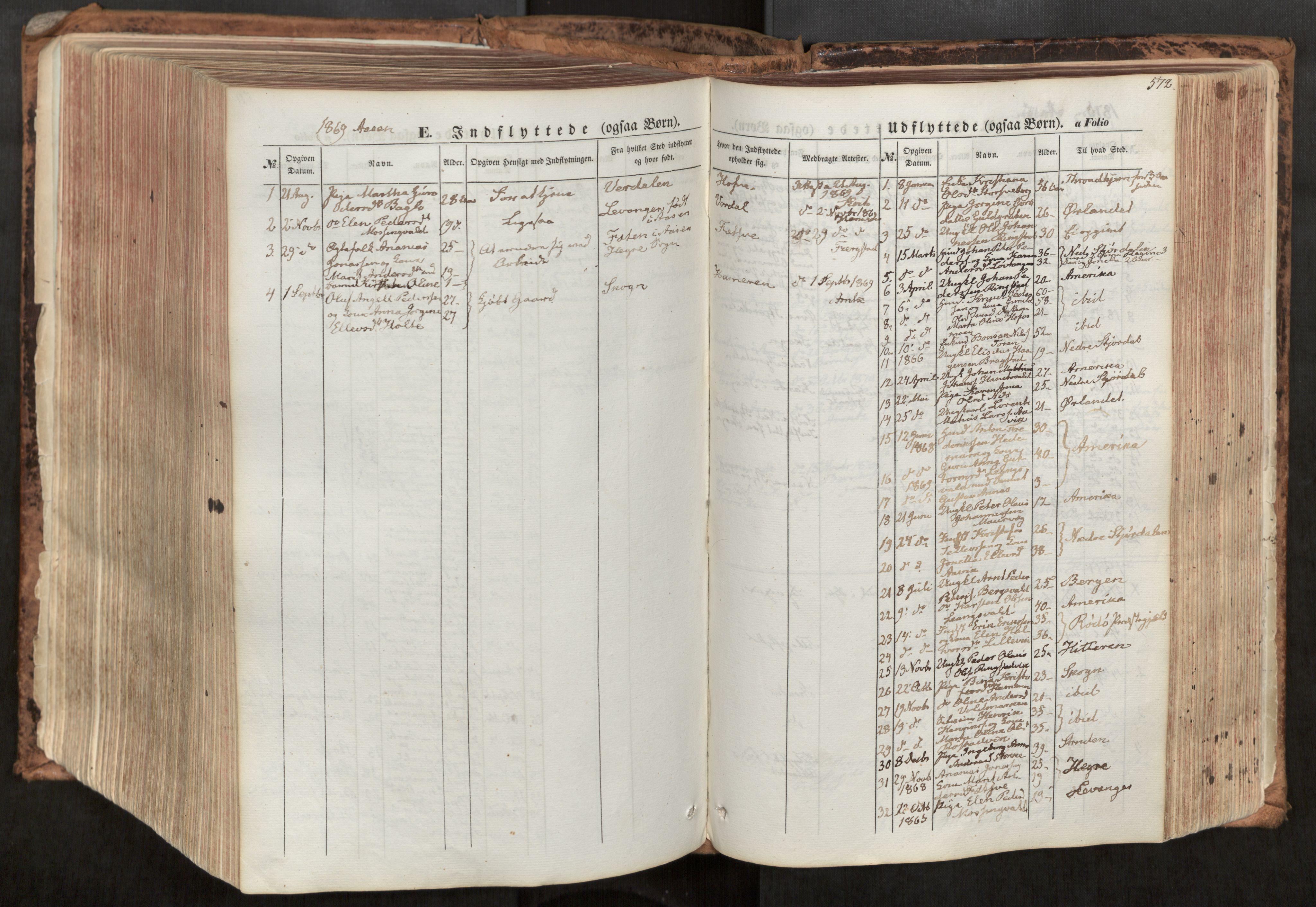 SAT, Ministerialprotokoller, klokkerbøker og fødselsregistre - Nord-Trøndelag, 713/L0116: Ministerialbok nr. 713A07, 1850-1877, s. 572