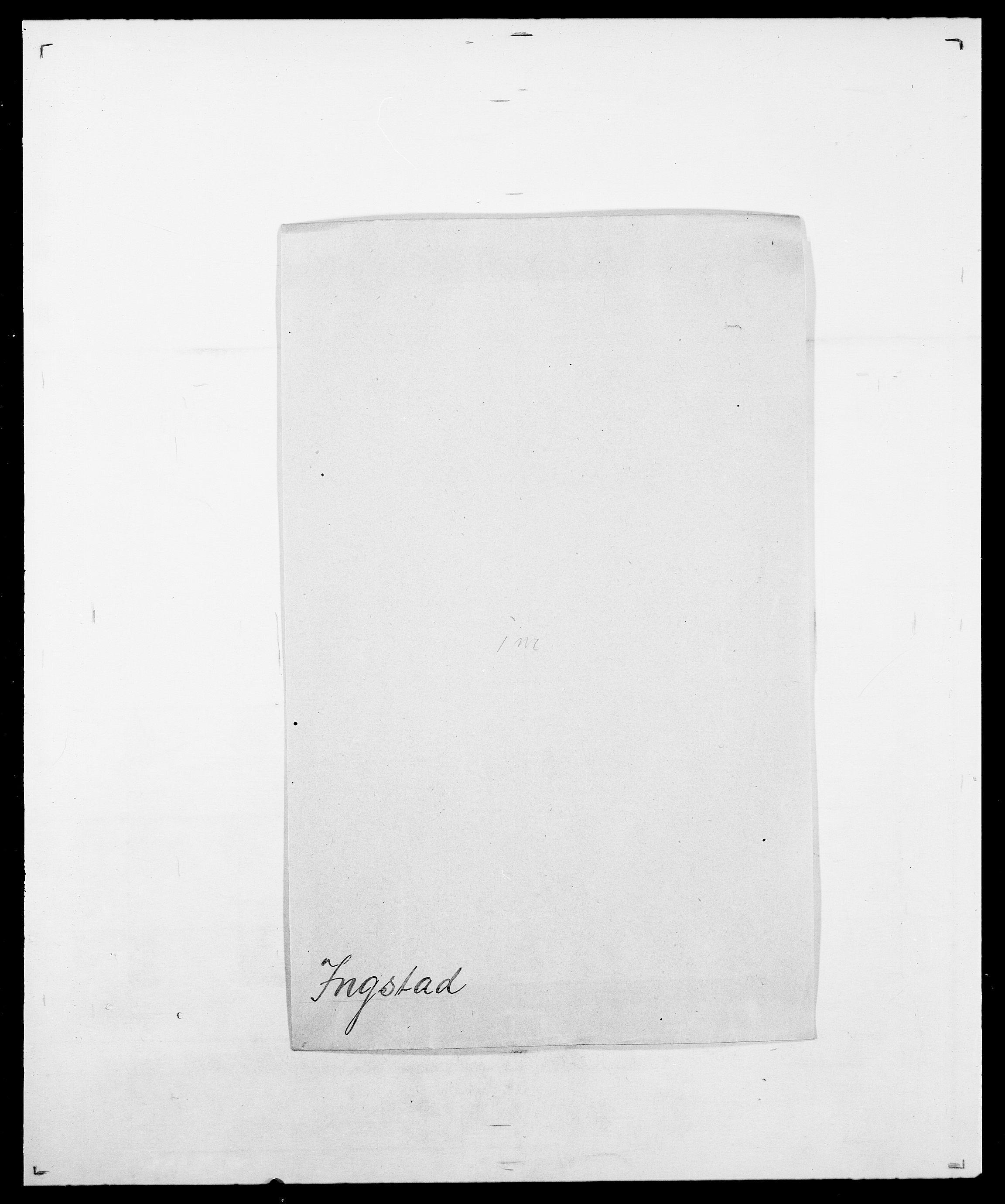 SAO, Delgobe, Charles Antoine - samling, D/Da/L0019: van der Hude - Joys, s. 796