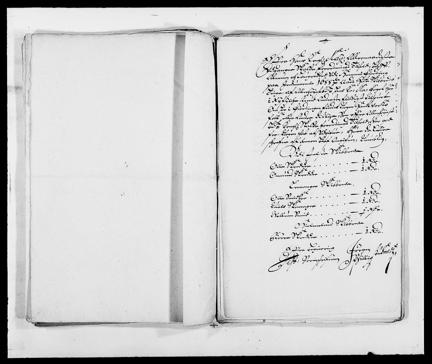 RA, Rentekammeret inntil 1814, Reviderte regnskaper, Fogderegnskap, R47/L2855: Fogderegnskap Ryfylke, 1685-1688, s. 385