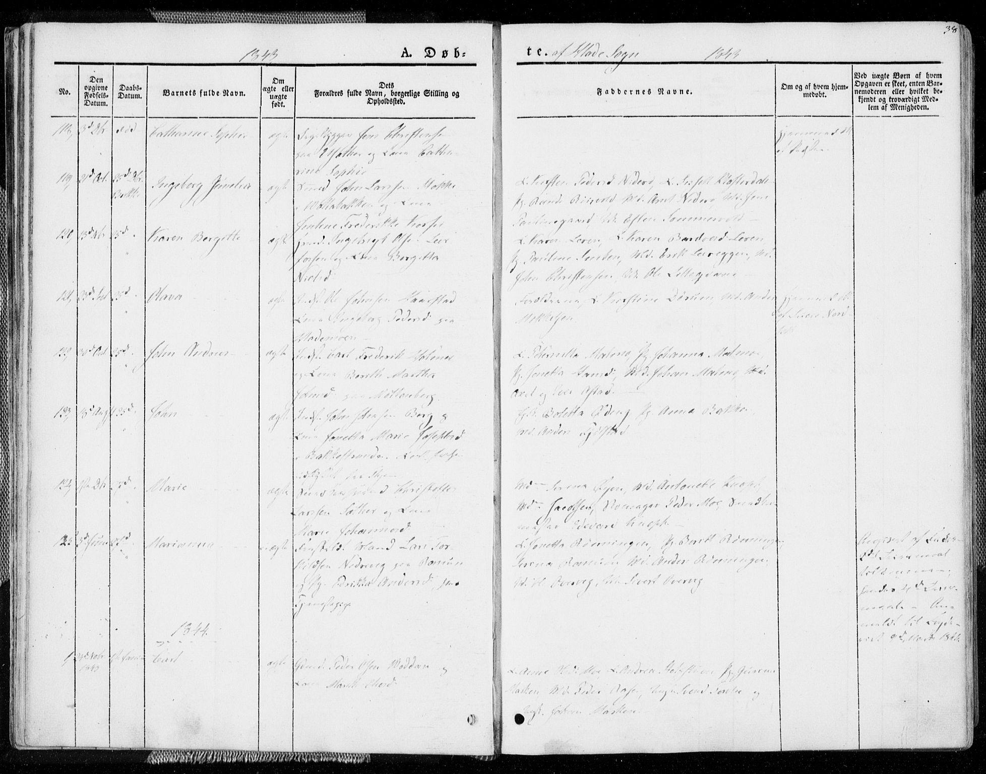 SAT, Ministerialprotokoller, klokkerbøker og fødselsregistre - Sør-Trøndelag, 606/L0290: Ministerialbok nr. 606A05, 1841-1847, s. 38