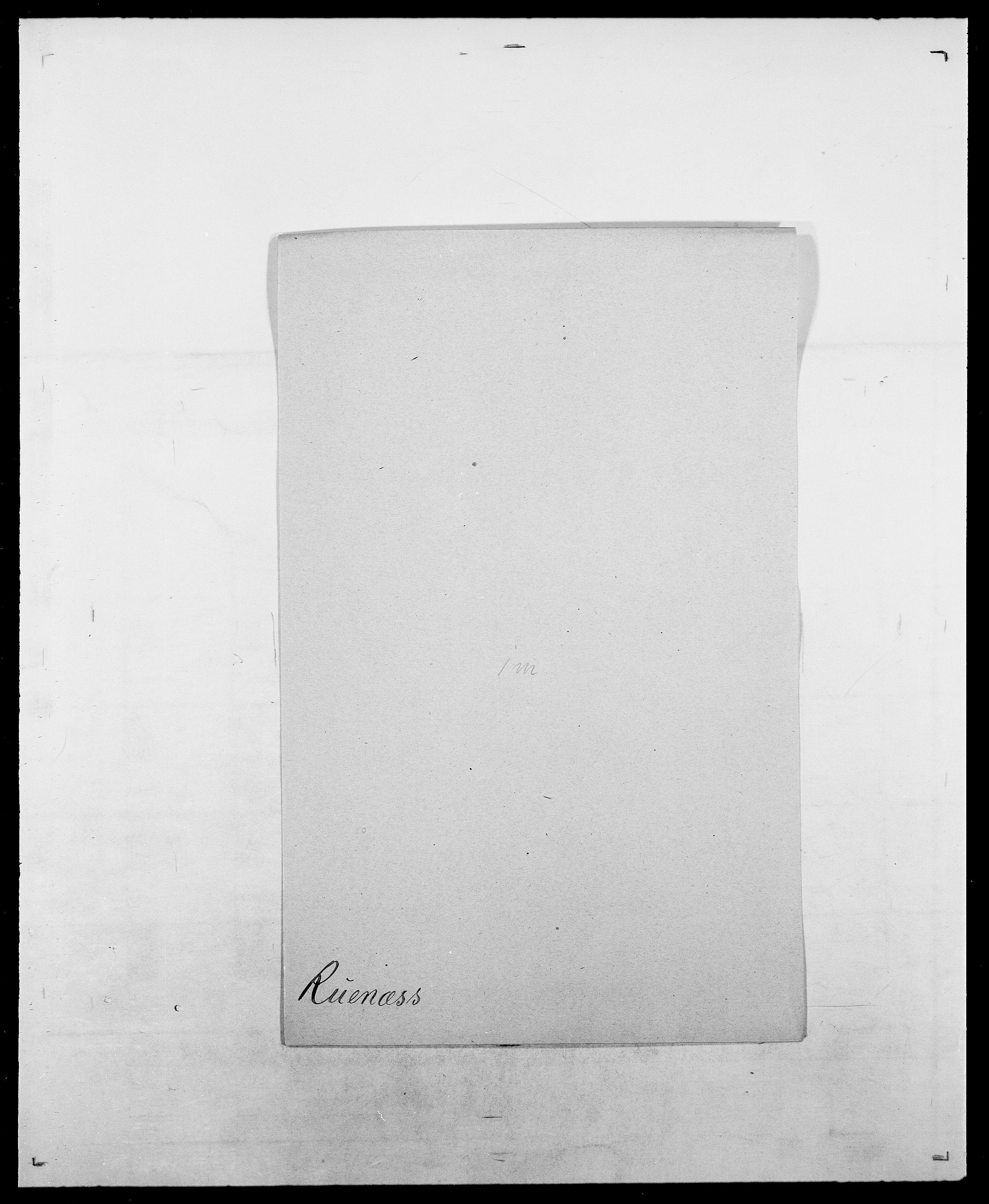 SAO, Delgobe, Charles Antoine - samling, D/Da/L0033: Roald - Røyem, s. 443