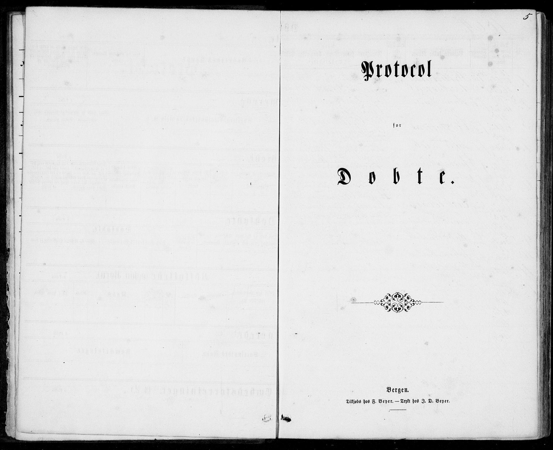 SAT, Ministerialprotokoller, klokkerbøker og fødselsregistre - Møre og Romsdal, 529/L0452: Ministerialbok nr. 529A02, 1864-1871, s. 5