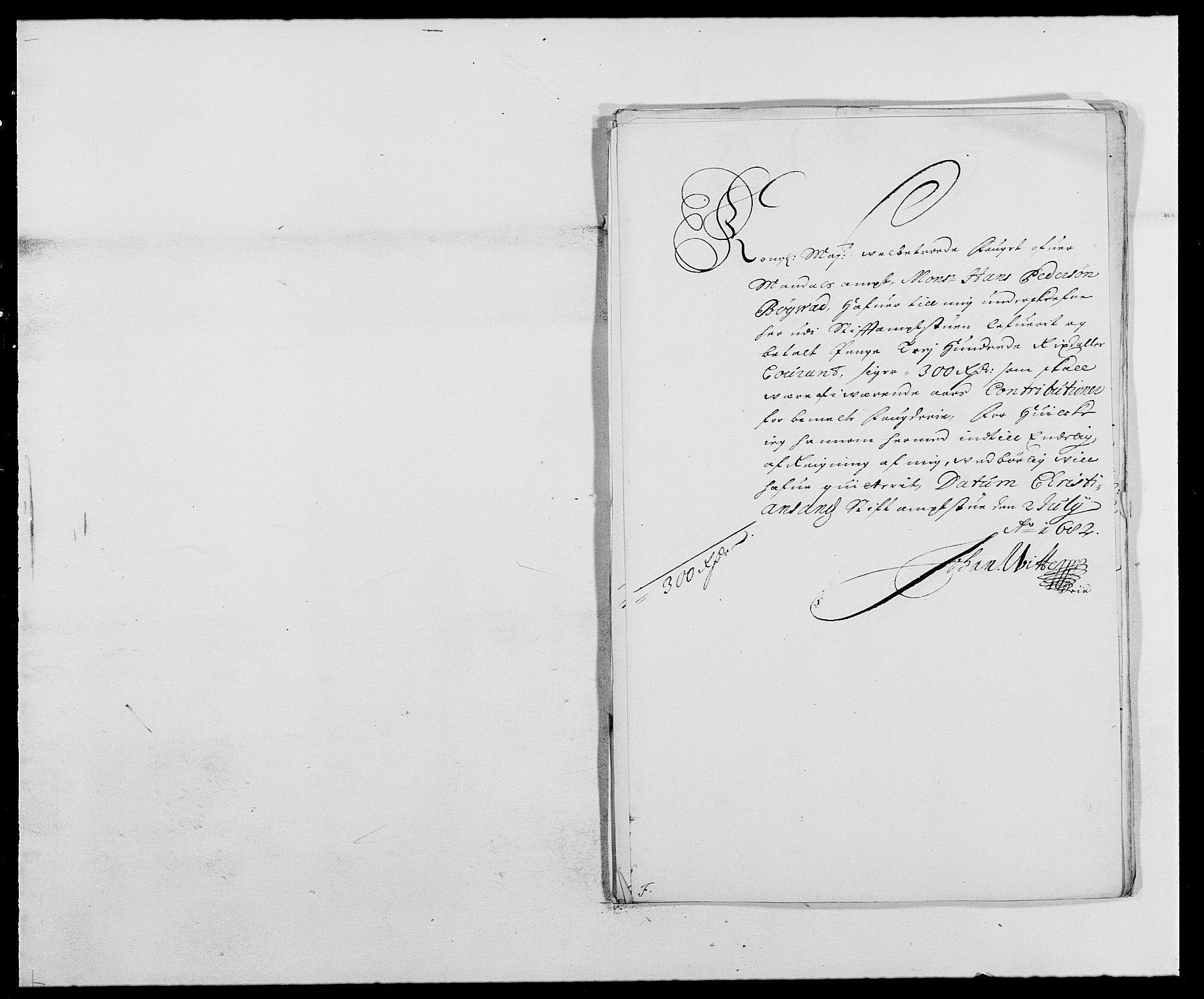 RA, Rentekammeret inntil 1814, Reviderte regnskaper, Fogderegnskap, R42/L2541: Mandal fogderi, 1681-1684, s. 127