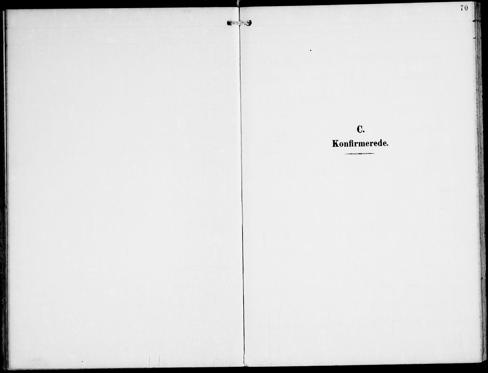 SAT, Ministerialprotokoller, klokkerbøker og fødselsregistre - Nord-Trøndelag, 745/L0430: Ministerialbok nr. 745A02, 1895-1913, s. 70