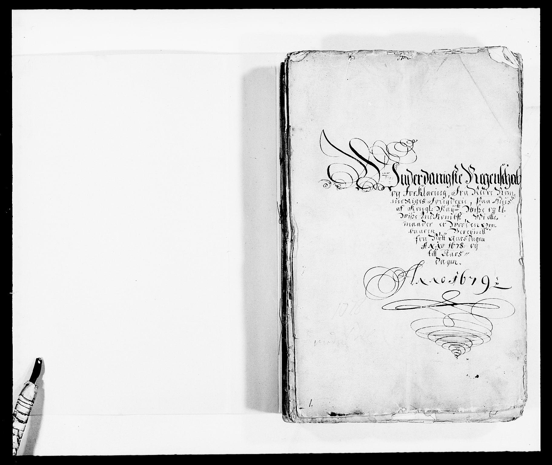 RA, Rentekammeret inntil 1814, Reviderte regnskaper, Fogderegnskap, R11/L0567: Fogderegnskap Nedre Romerike, 1678, s. 2