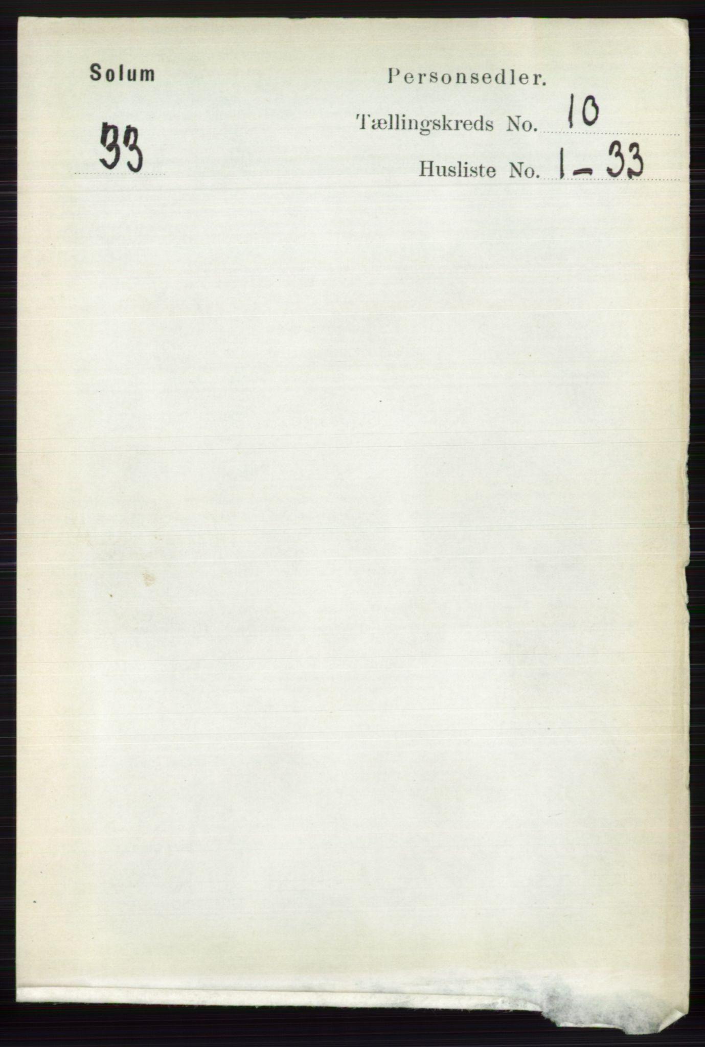 RA, Folketelling 1891 for 0818 Solum herred, 1891, s. 4689
