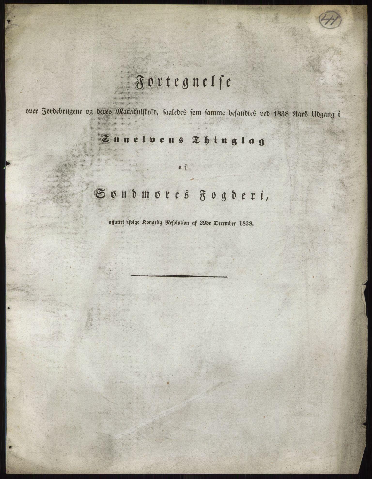 RA, 1838-matrikkelen (publikasjon)*, 1838, s. 41