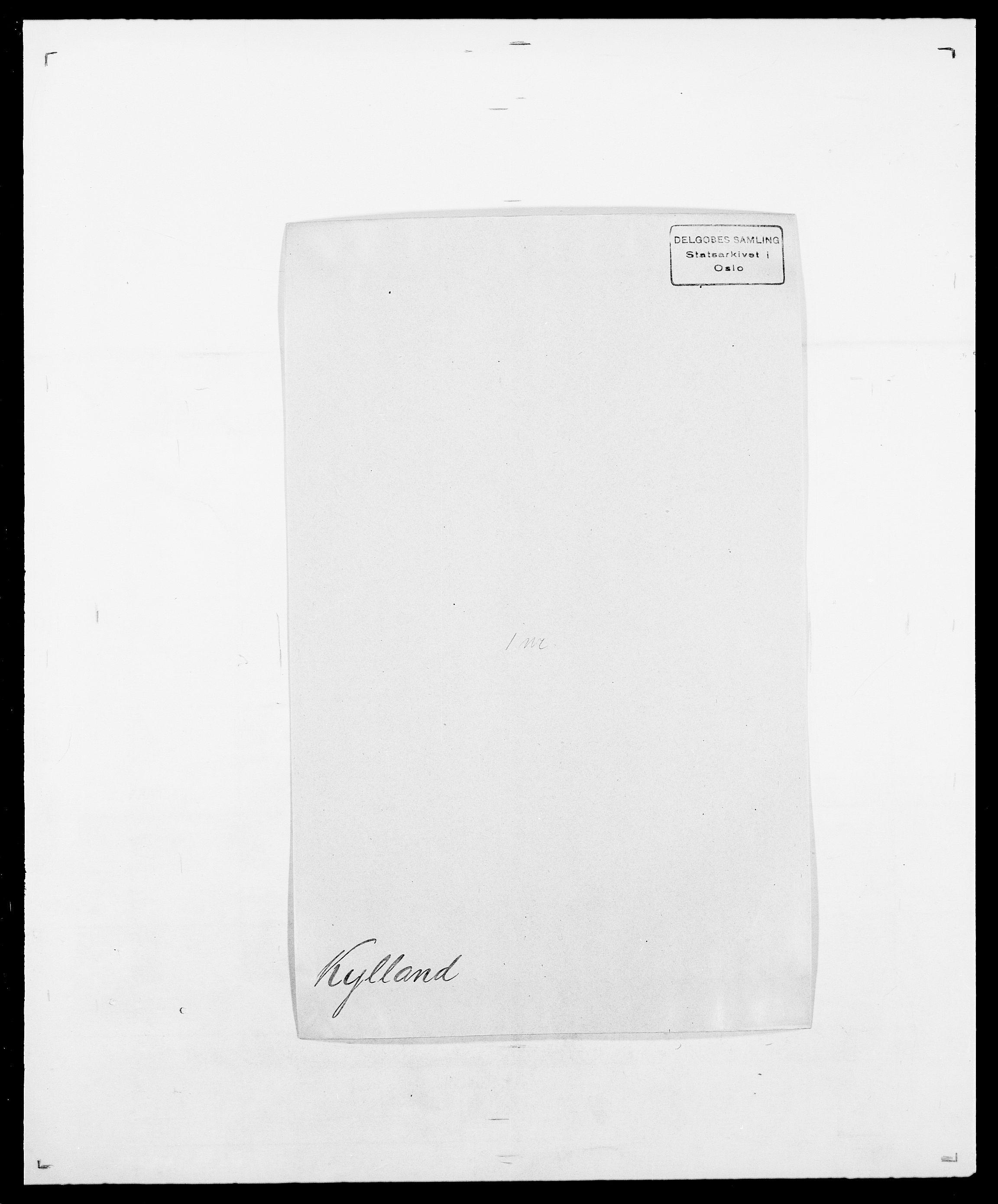 SAO, Delgobe, Charles Antoine - samling, D/Da/L0022: Krog - Lasteen, s. 269