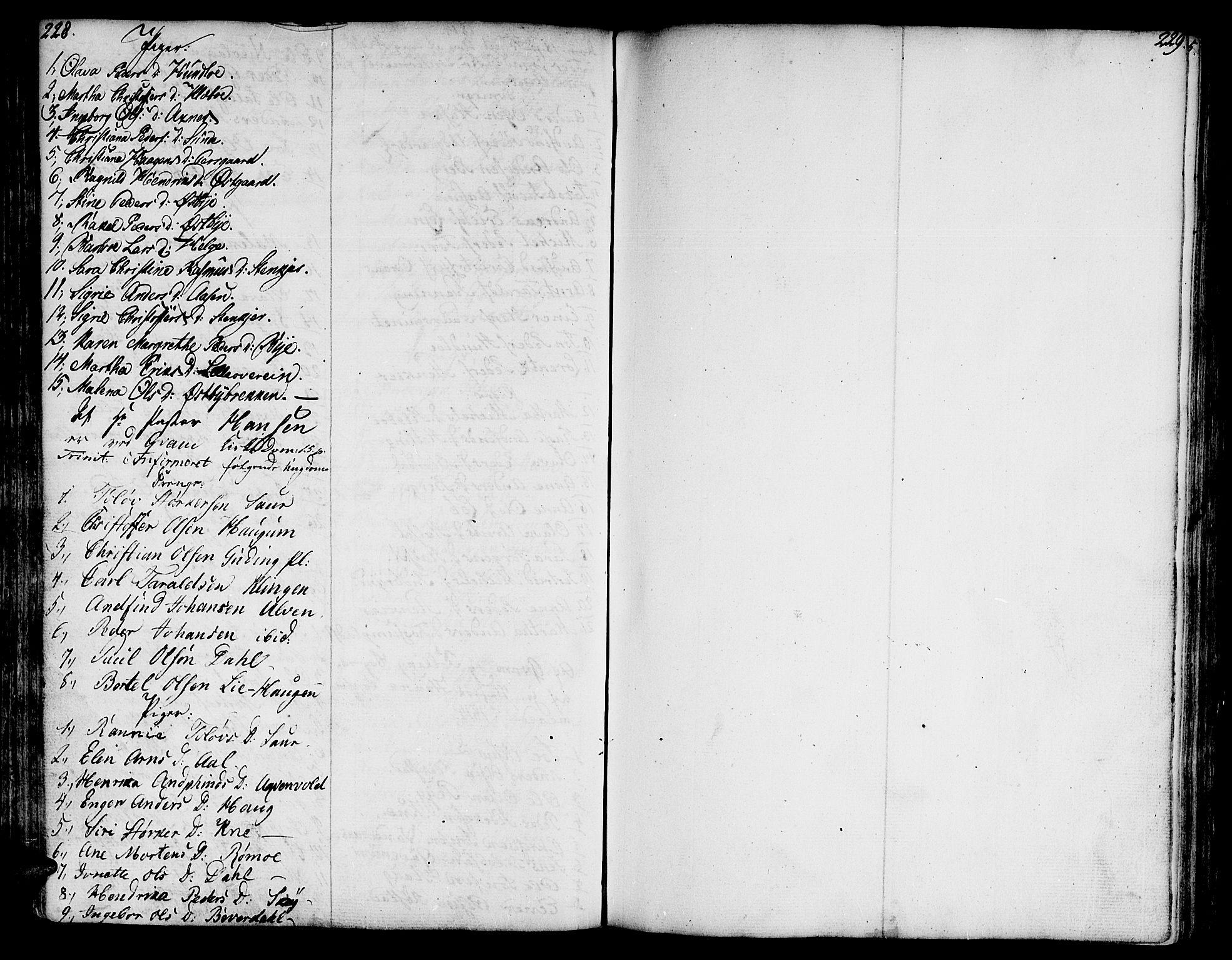 SAT, Ministerialprotokoller, klokkerbøker og fødselsregistre - Nord-Trøndelag, 746/L0440: Ministerialbok nr. 746A02, 1760-1815, s. 228-229