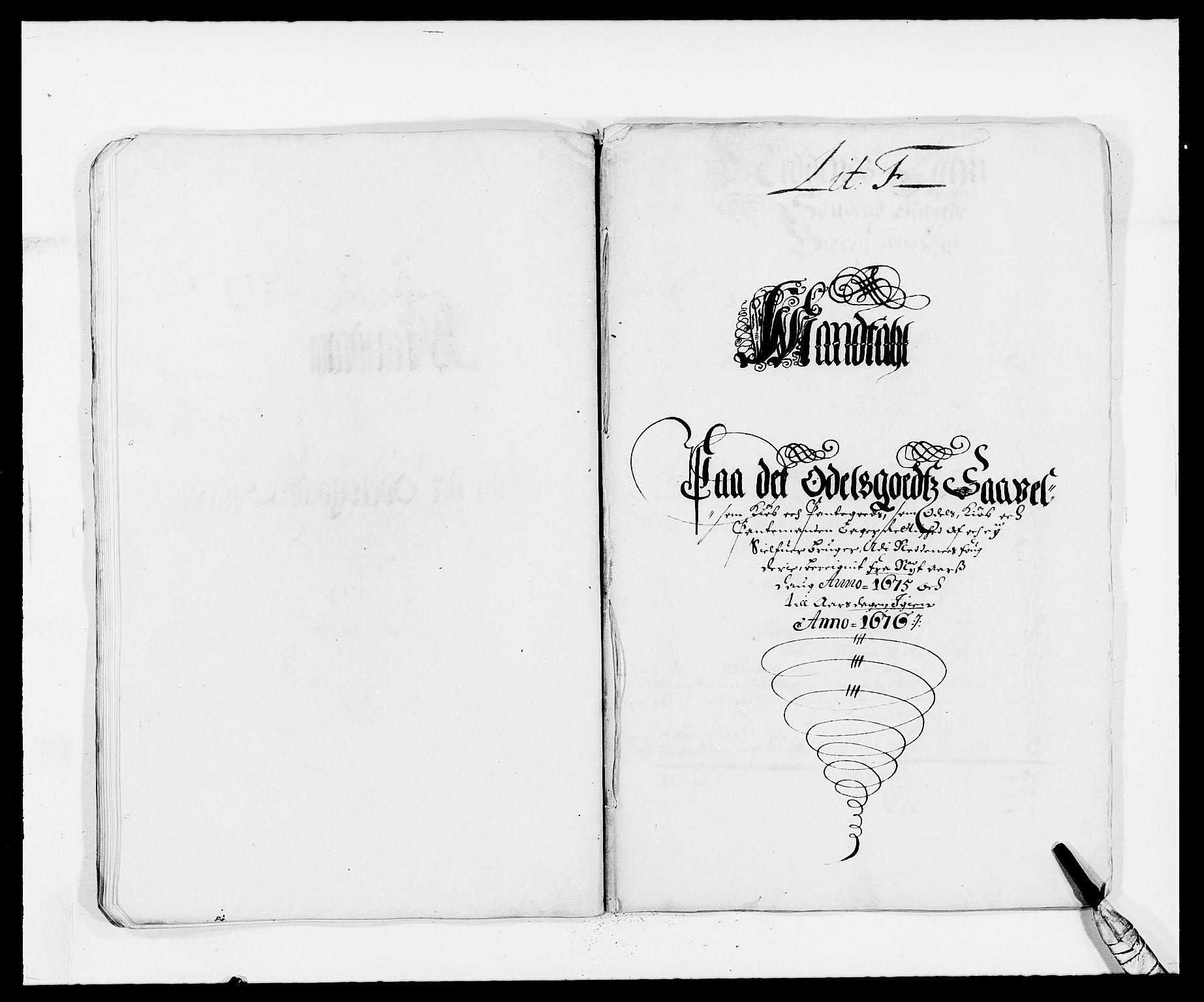 RA, Rentekammeret inntil 1814, Reviderte regnskaper, Fogderegnskap, R39/L2301: Fogderegnskap Nedenes, 1675-1676, s. 117