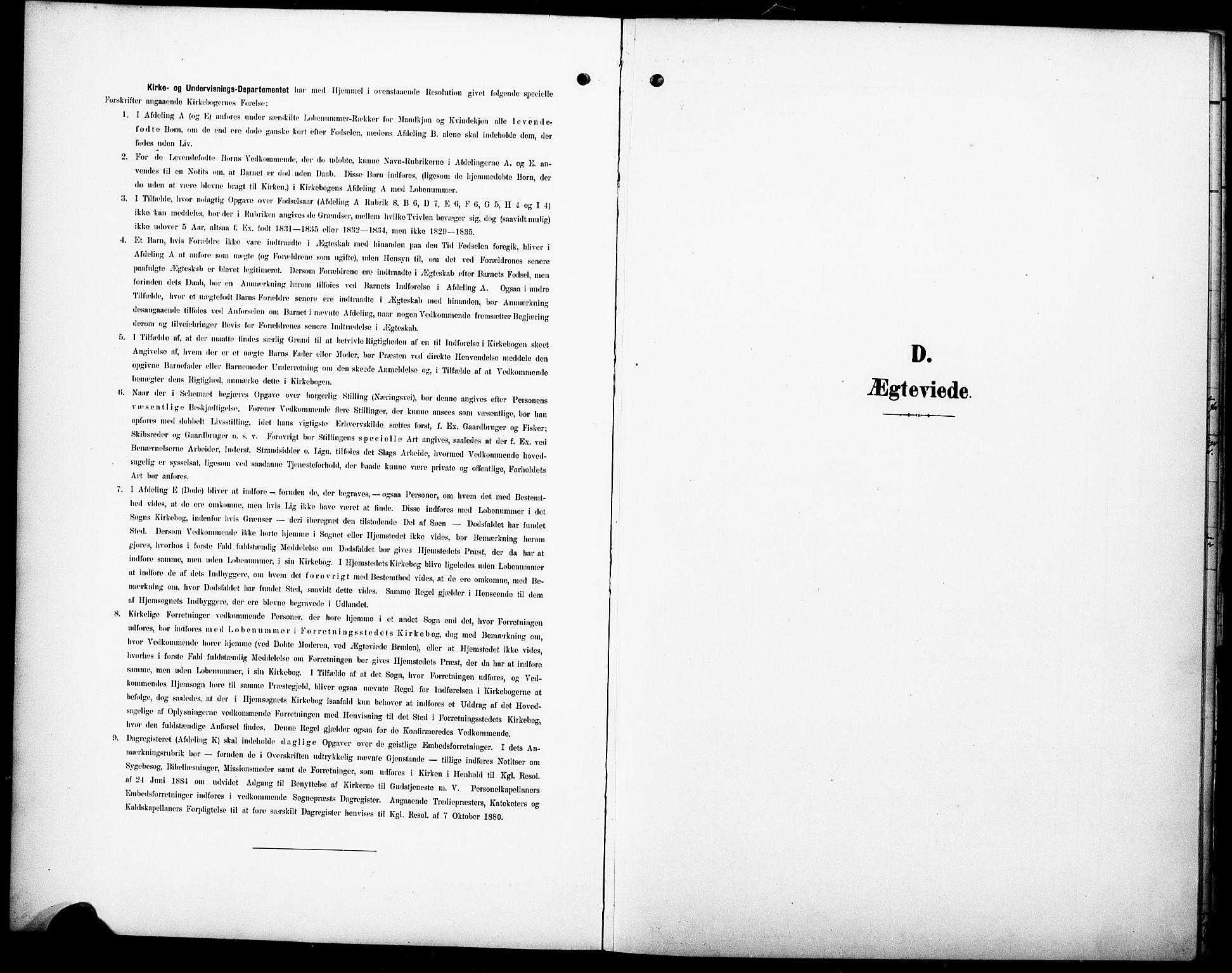 SAO, Petrus prestekontor Kirkebøker, F/Fa/L0007: Ministerialbok nr. 7, 1898-1900