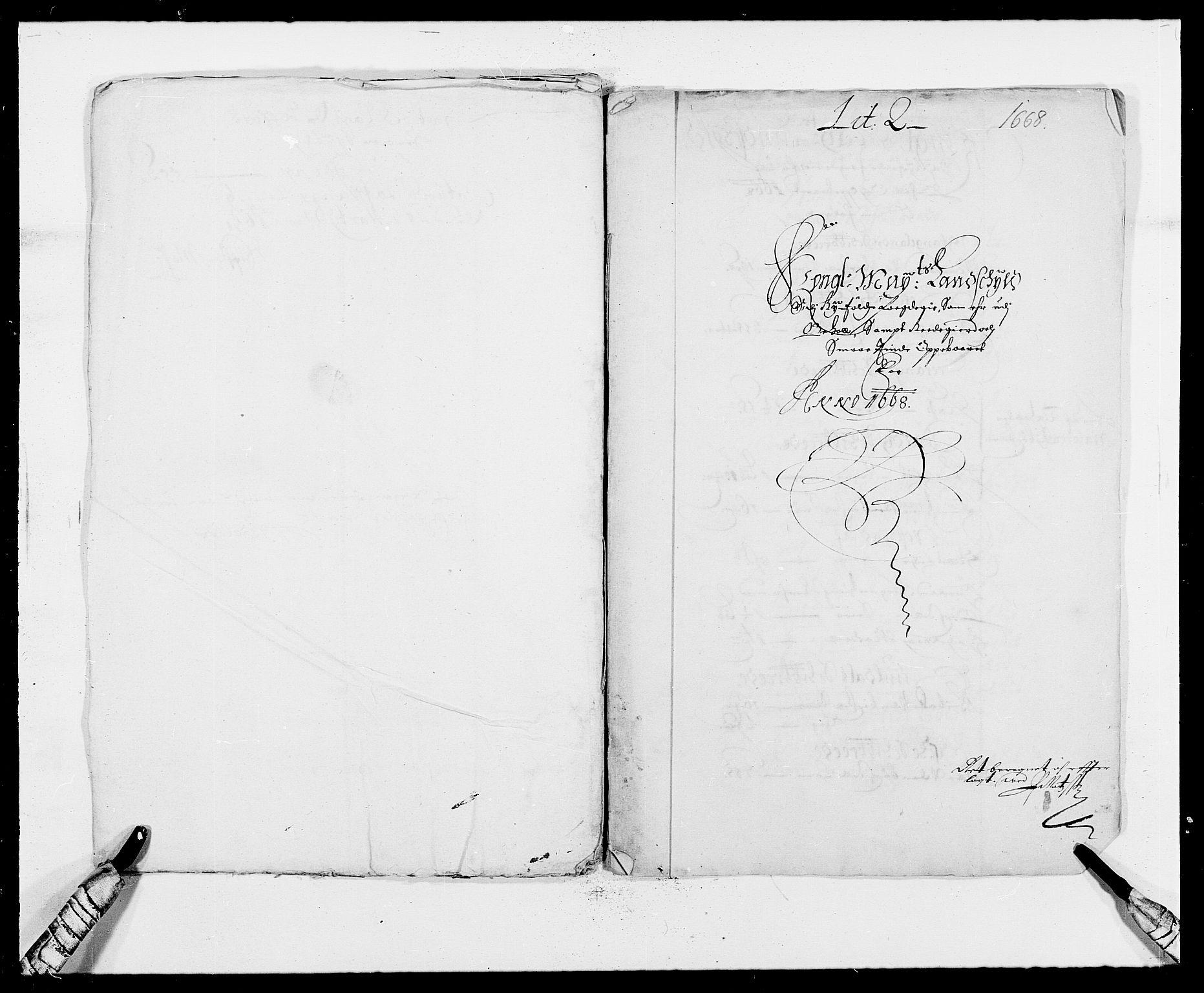 RA, Rentekammeret inntil 1814, Reviderte regnskaper, Fogderegnskap, R47/L2841: Fogderegnskap Ryfylke, 1665-1669, s. 132