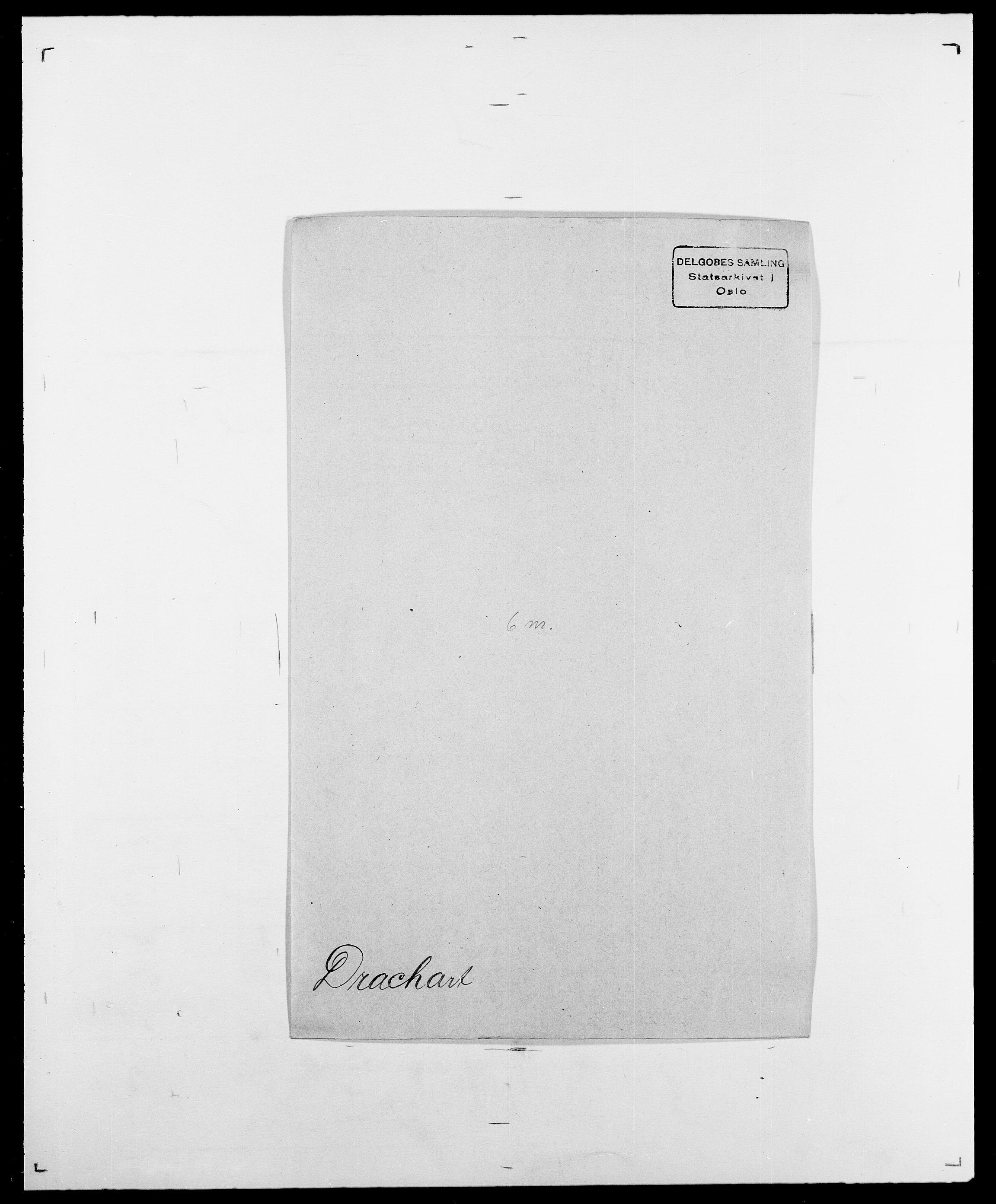 SAO, Delgobe, Charles Antoine - samling, D/Da/L0009: Dahl - v. Düren, s. 719