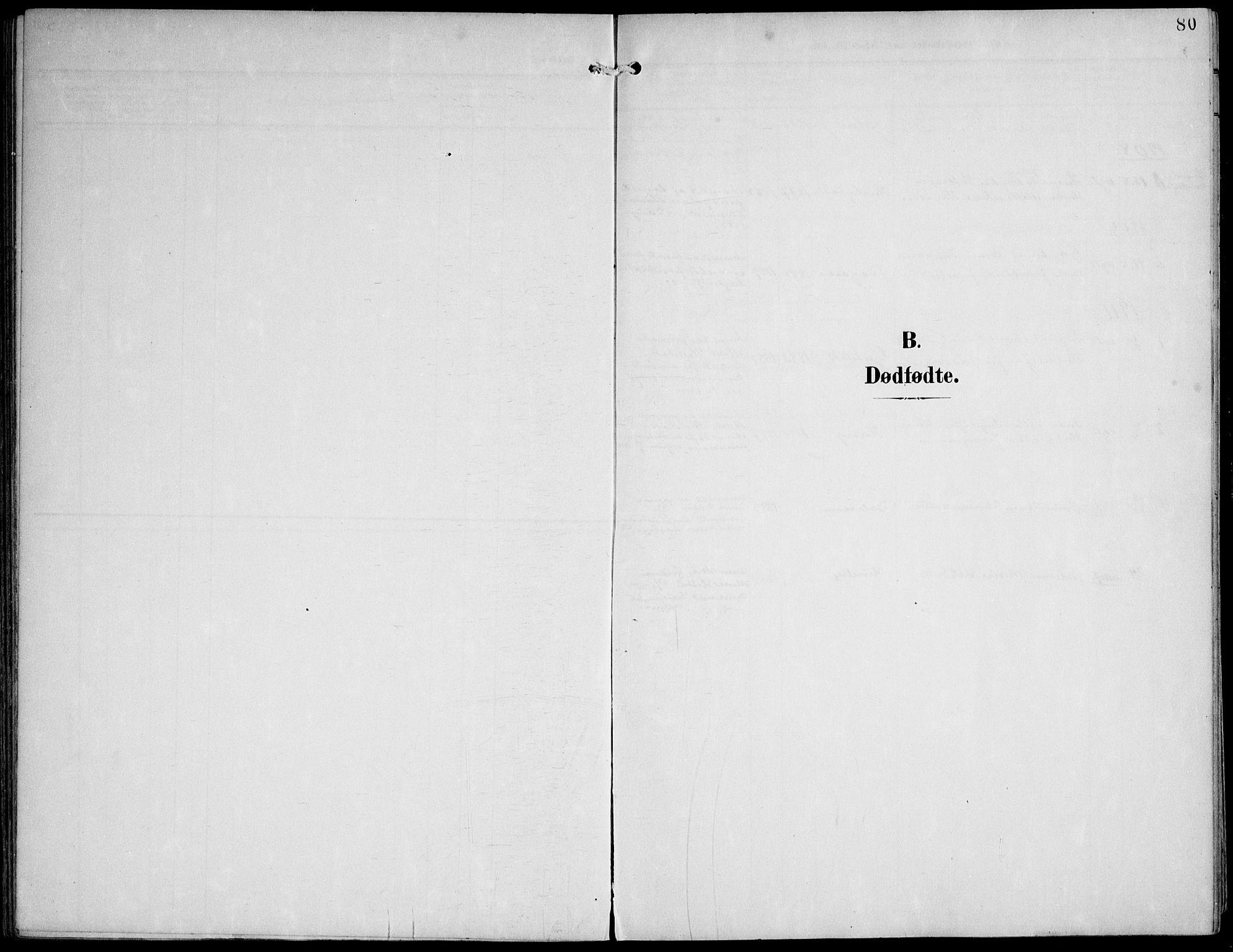 SAT, Ministerialprotokoller, klokkerbøker og fødselsregistre - Nord-Trøndelag, 788/L0698: Ministerialbok nr. 788A05, 1902-1921, s. 80