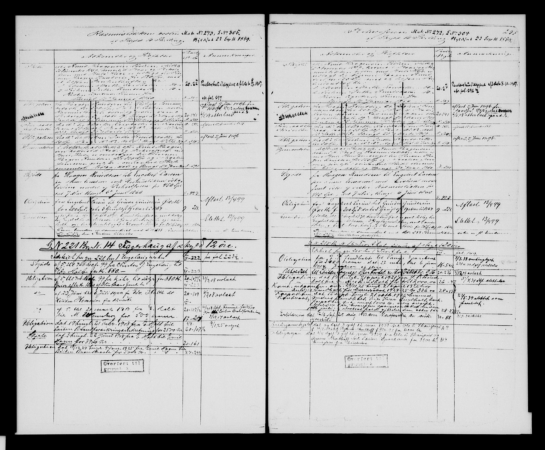 SAH, Sør-Hedmark sorenskriveri, H/Ha/Hac/Hacc/L0001: Panteregister nr. 3.1, 1855-1943, s. 297