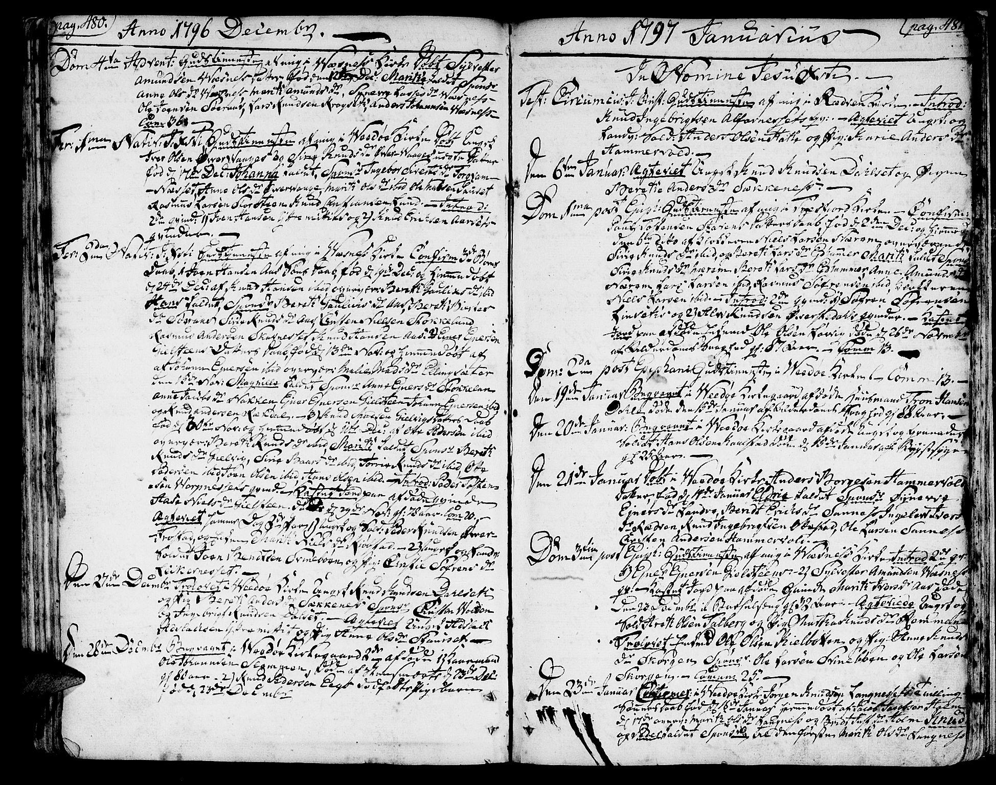 SAT, Ministerialprotokoller, klokkerbøker og fødselsregistre - Møre og Romsdal, 547/L0600: Ministerialbok nr. 547A02, 1765-1799, s. 480-481