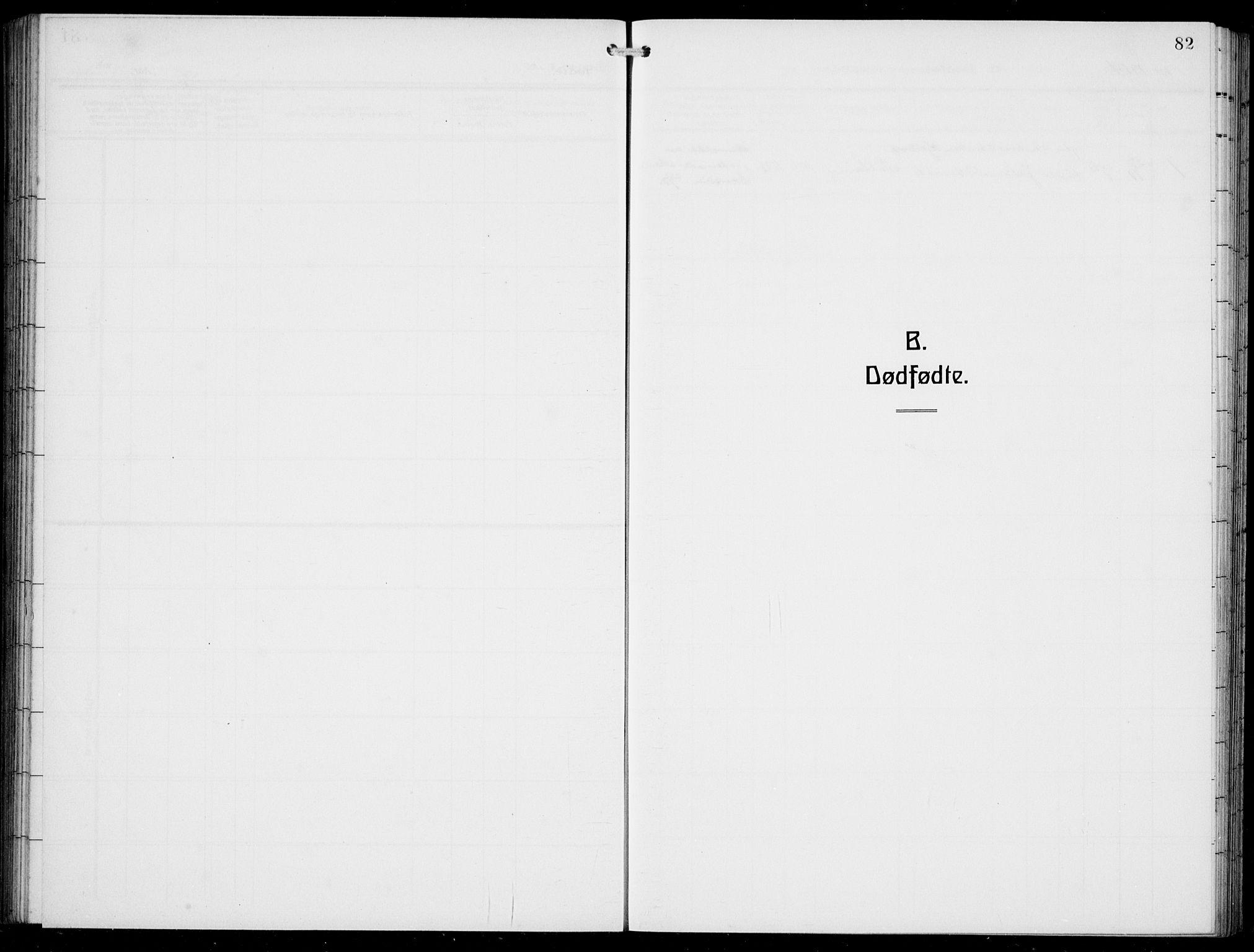 SAB, Innvik Sokneprestembete, Klokkerbok nr. A 4, 1913-1936, s. 82