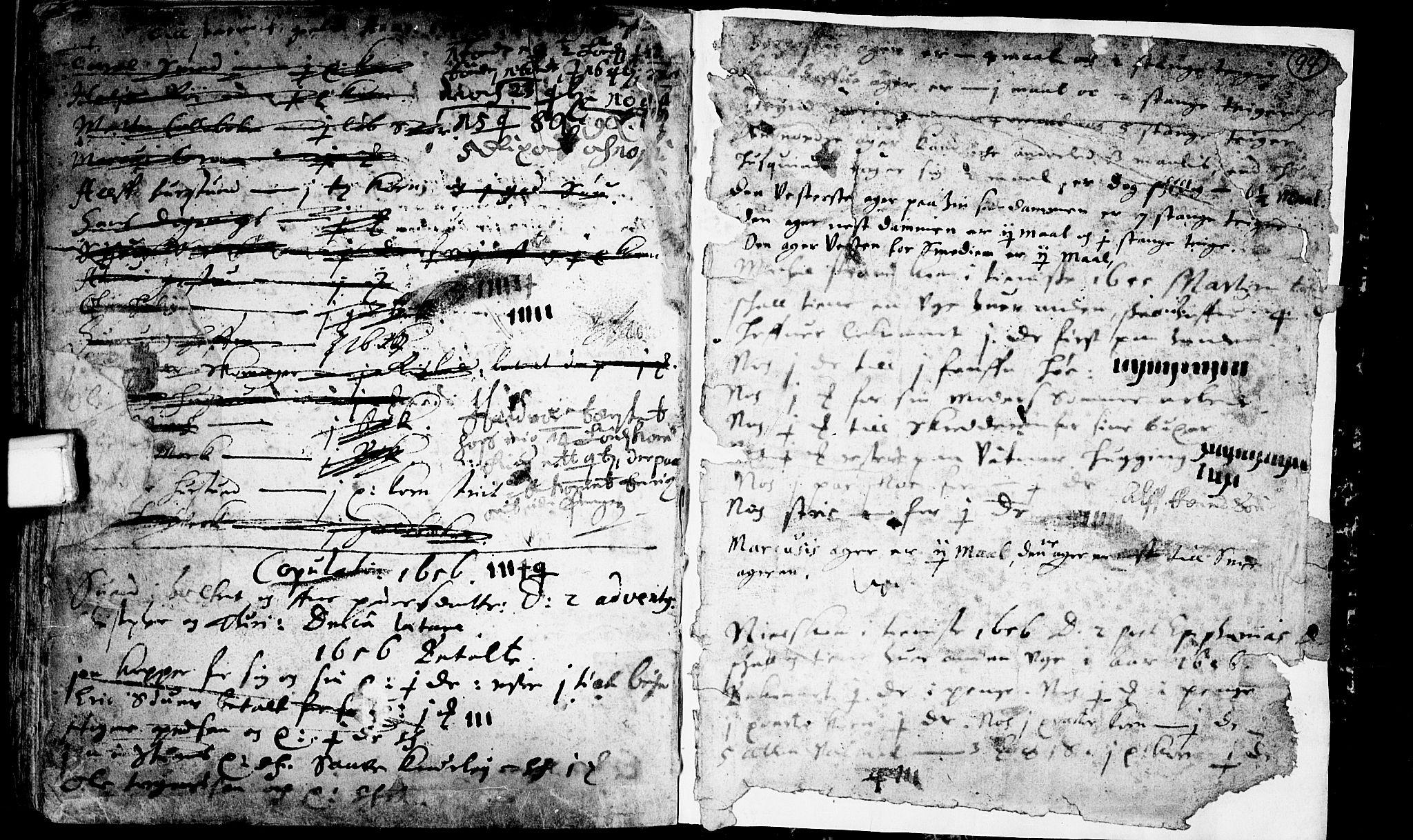 SAKO, Heddal kirkebøker, F/Fa/L0001: Ministerialbok nr. I 1, 1648-1699, s. 94