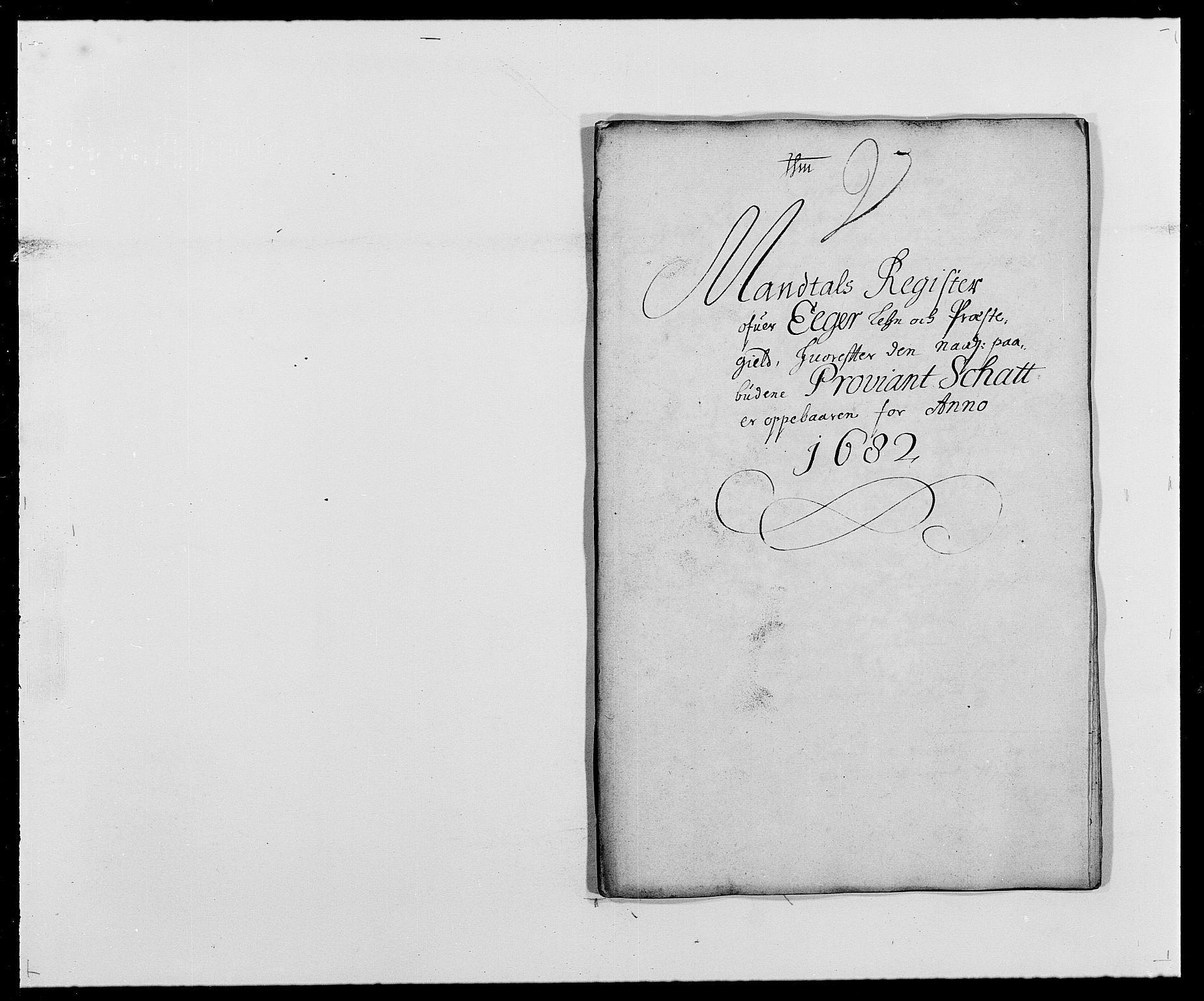 RA, Rentekammeret inntil 1814, Reviderte regnskaper, Fogderegnskap, R26/L1684: Fogderegnskap Eiker, 1679-1686, s. 284