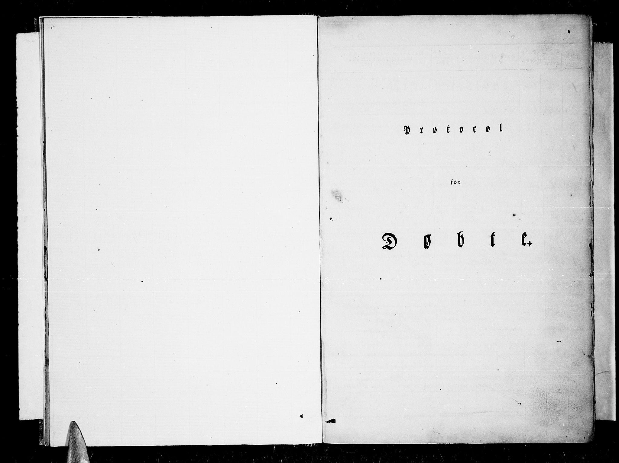 SATØ, Lenvik sokneprestembete, H/Ha: Ministerialbok nr. 4, 1832-1844