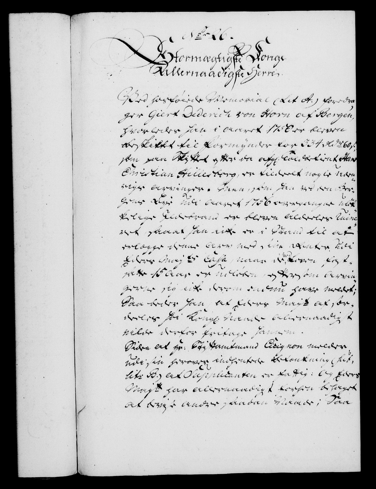 RA, Rentekammeret, Kammerkanselliet, G/Gf/Gfa/L0044: Norsk relasjons- og resolusjonsprotokoll (merket RK 52.44), 1762, s. 124
