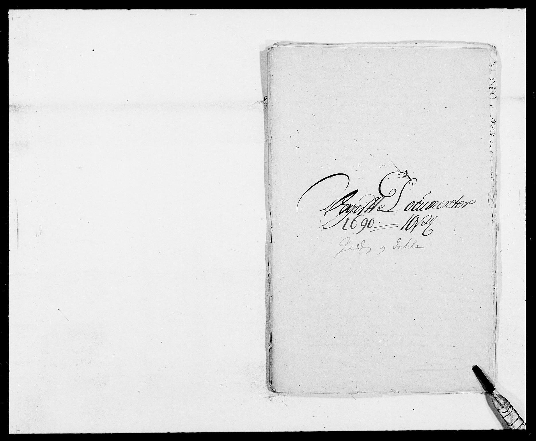 RA, Rentekammeret inntil 1814, Reviderte regnskaper, Fogderegnskap, R46/L2727: Fogderegnskap Jæren og Dalane, 1690-1693, s. 41