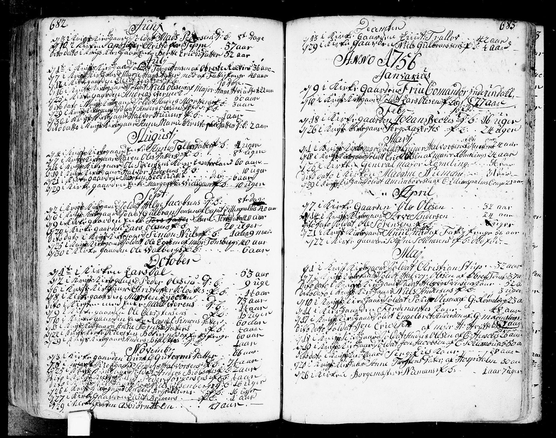 SAO, Fredrikstad prestekontor Kirkebøker, F/Fa/L0002: Ministerialbok nr. 2, 1750-1804, s. 682-683