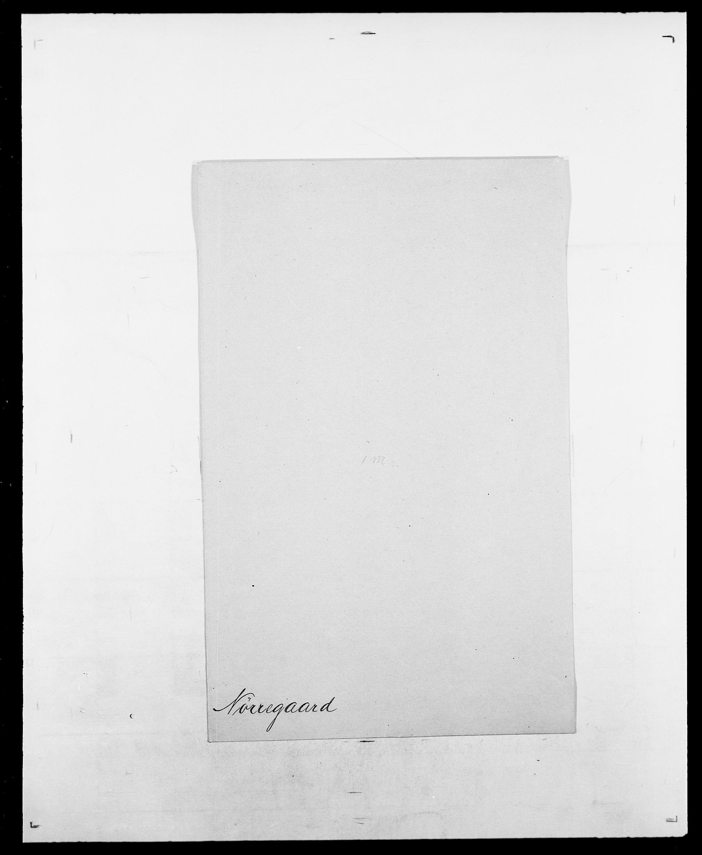 SAO, Delgobe, Charles Antoine - samling, D/Da/L0028: Naaden - Nøvik, s. 661