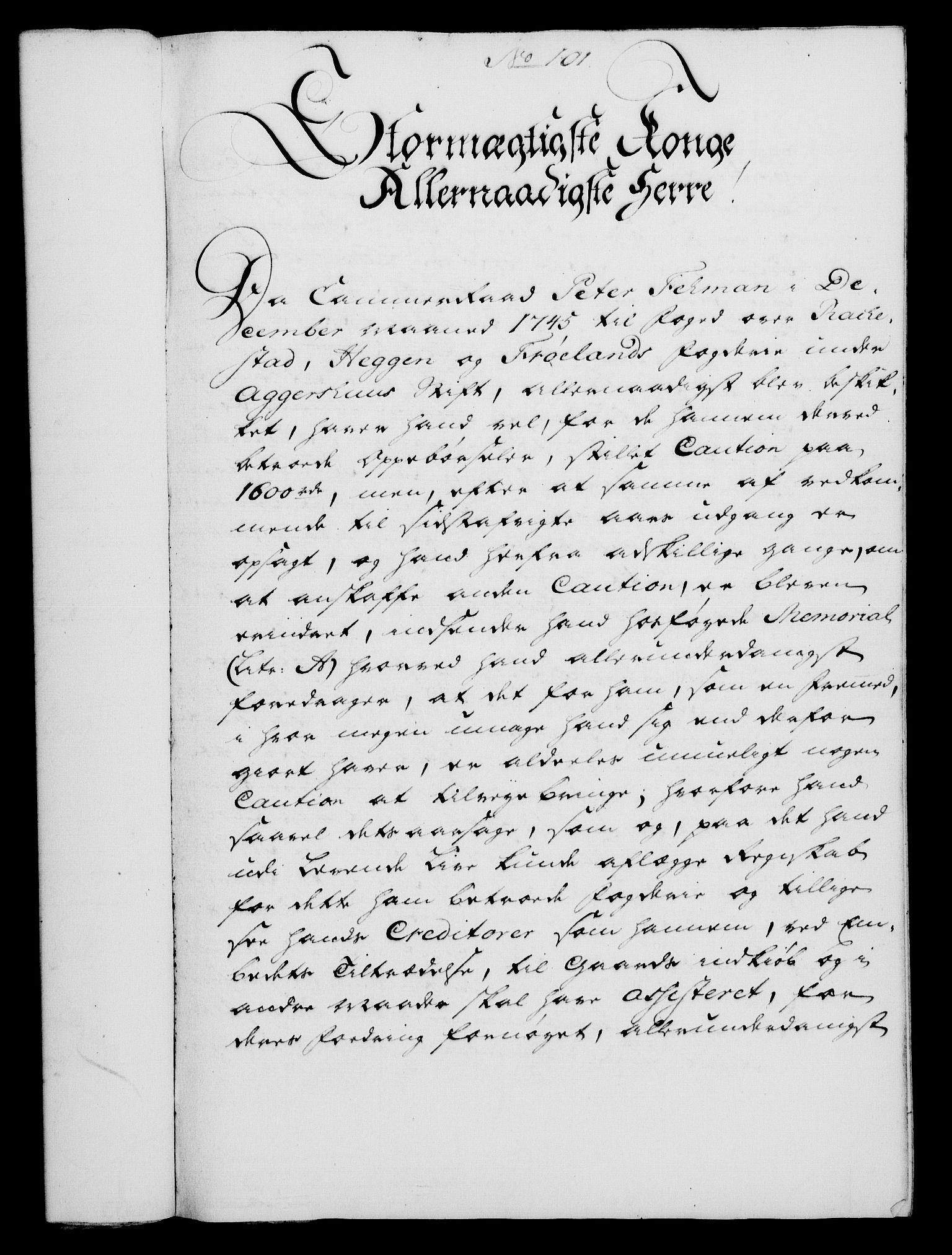 RA, Rentekammeret, Kammerkanselliet, G/Gf/Gfa/L0032: Norsk relasjons- og resolusjonsprotokoll (merket RK 52.32), 1750, s. 464