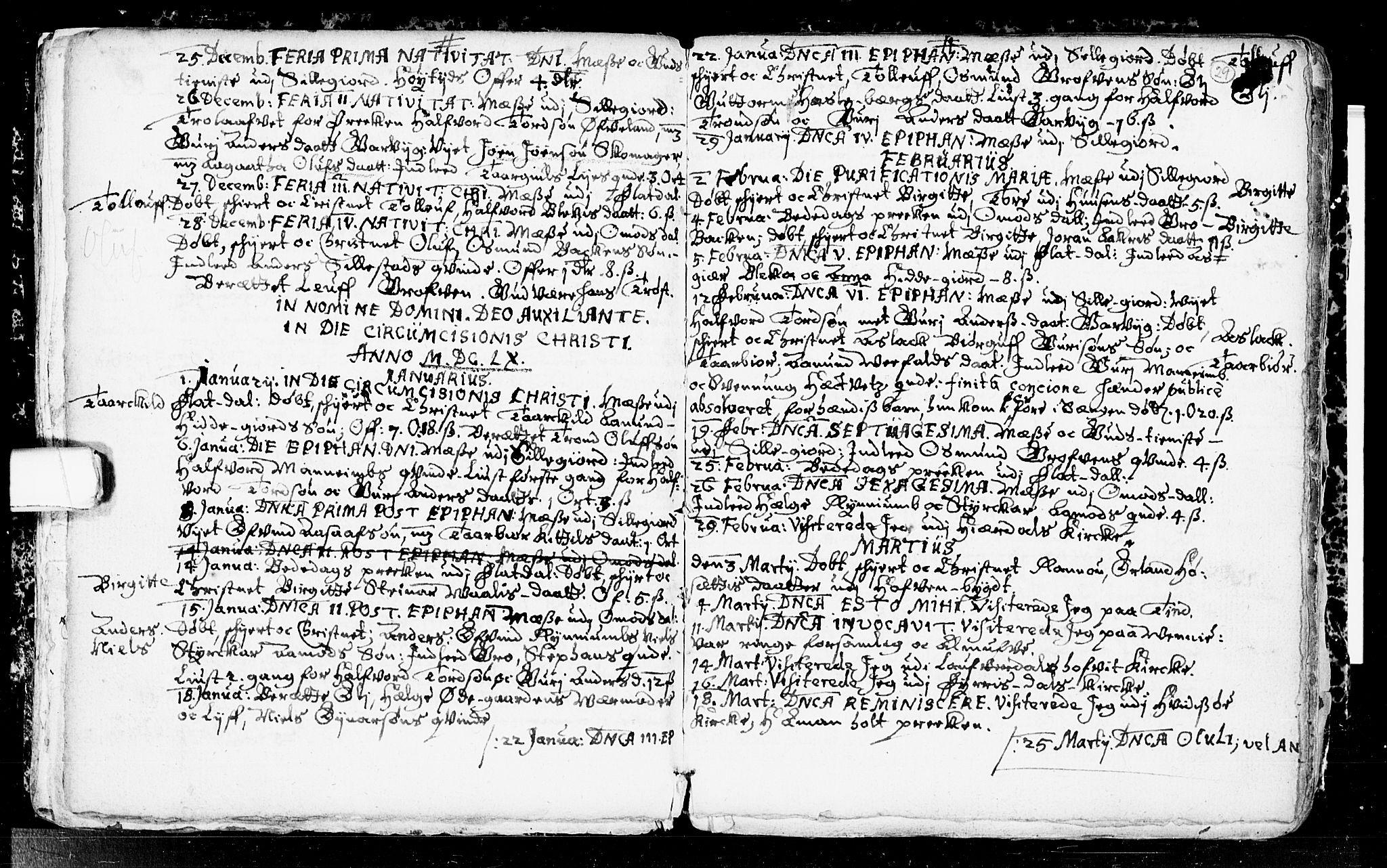 SAKO, Seljord kirkebøker, F/Fa/L0001: Ministerialbok nr. I 1, 1654-1686, s. 29