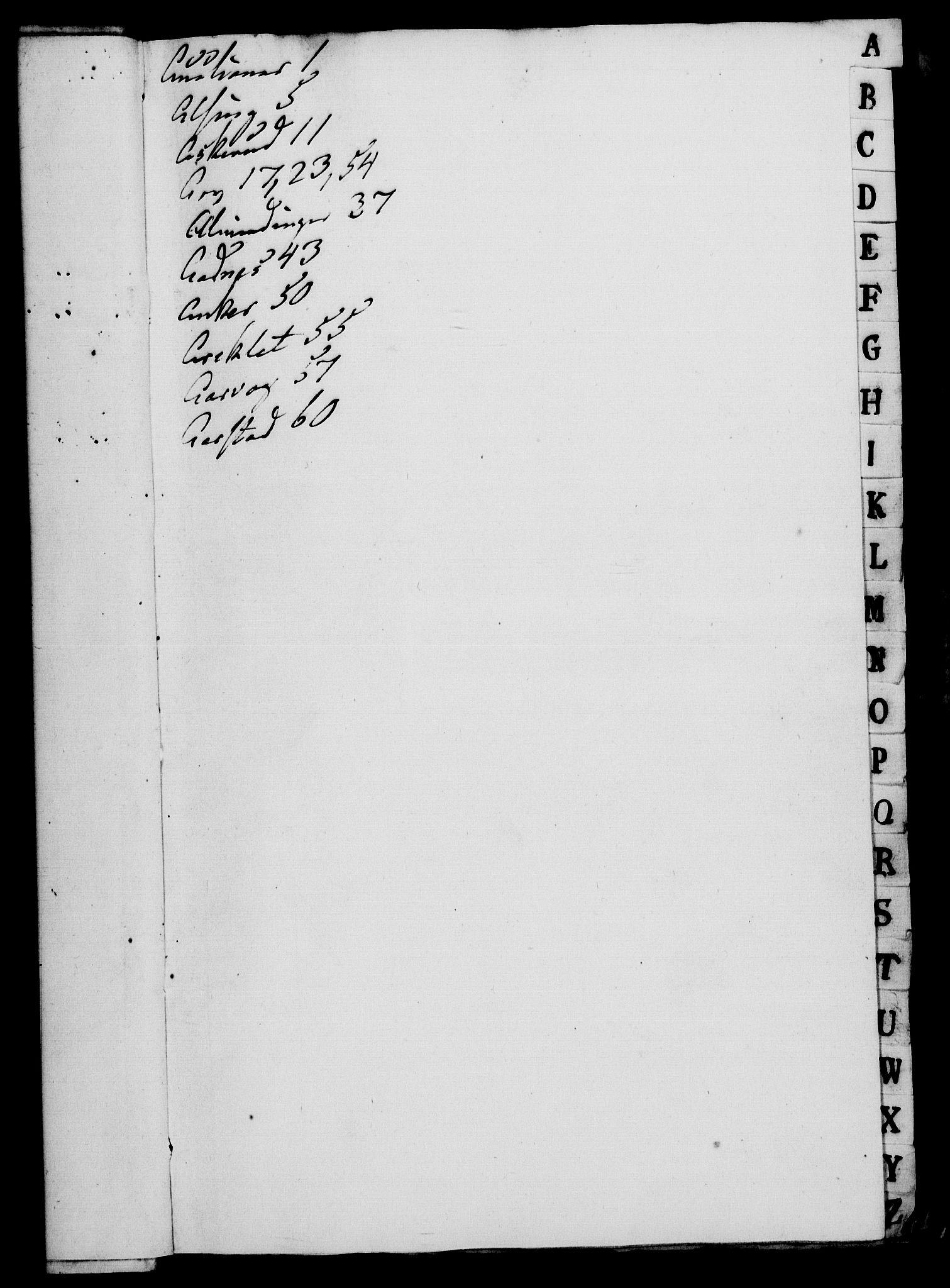 RA, Rentekammeret, Kammerkanselliet, G/Gf/Gfa/L0057: Norsk relasjons- og resolusjonsprotokoll (merket RK 52.57), 1775, s. 3