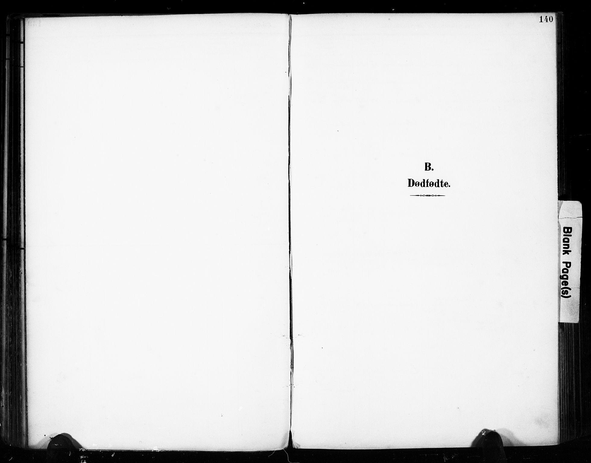 SAH, Vestre Toten prestekontor, H/Ha/Haa/L0011: Ministerialbok nr. 11, 1895-1906, s. 140