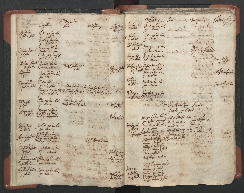 RA, Sogneprestenes manntall 1664-1666, nr. 5: Hedmark prosti, 1664-1666, s. 24-25