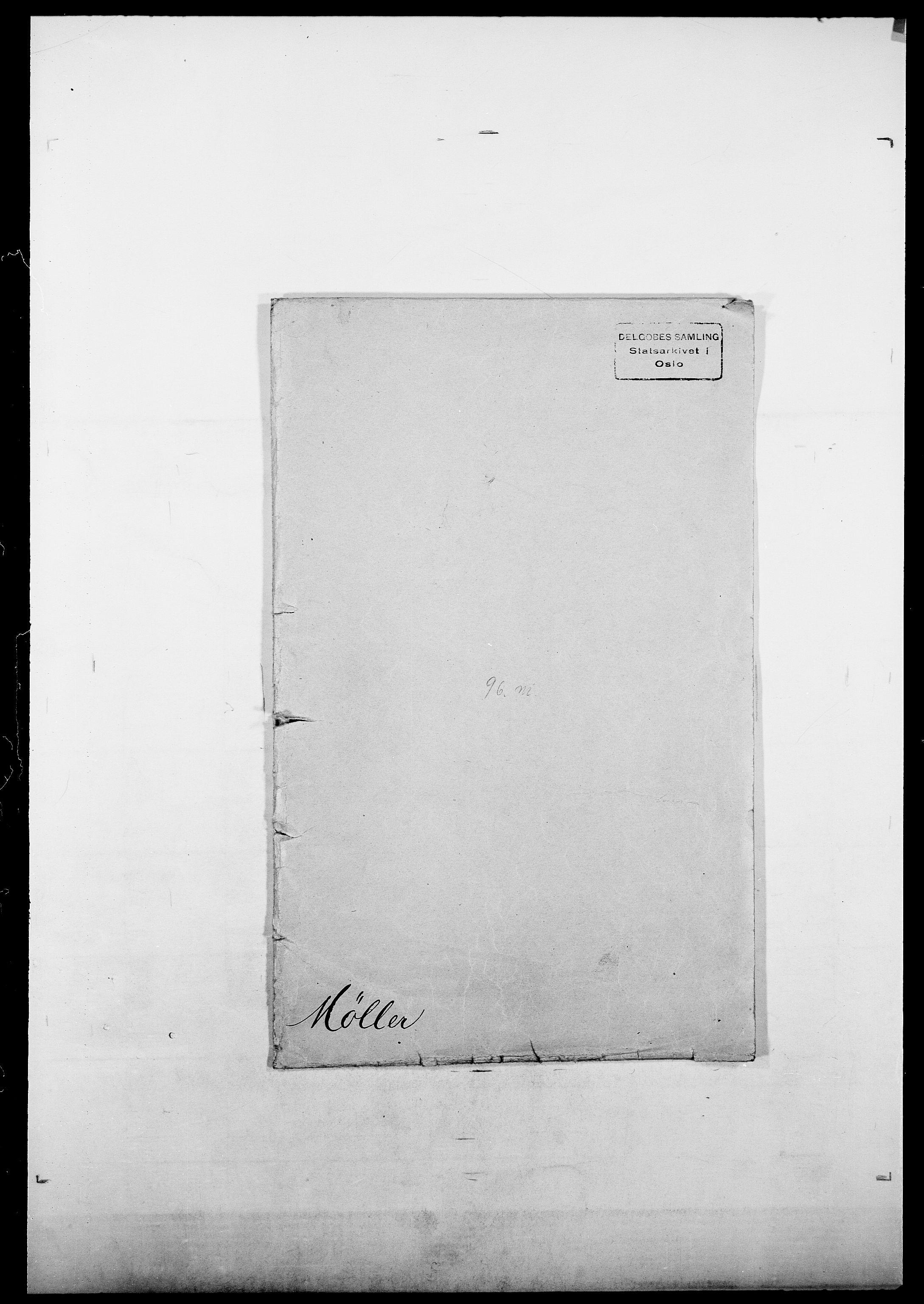 SAO, Delgobe, Charles Antoine - samling, D/Da/L0027: Morath - v. Møsting, s. 554