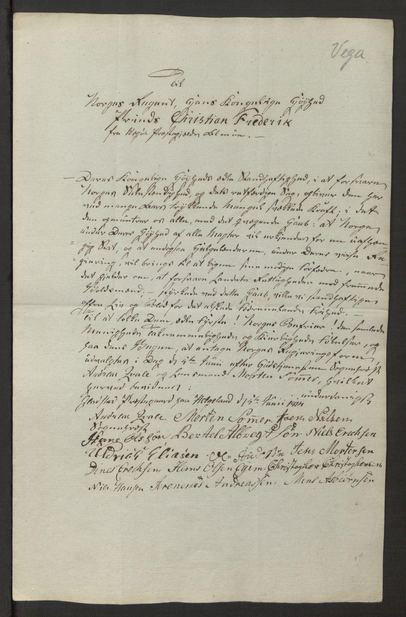 SAT, Nordland amt/fylke*, 1814, s. 46