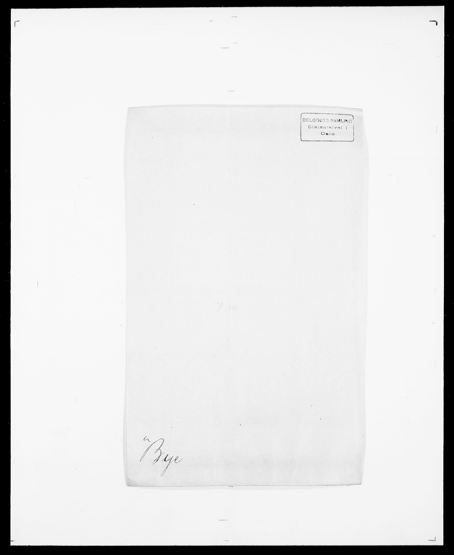 SAO, Delgobe, Charles Antoine - samling, D/Da/L0007: Buaas - Caphengst, s. 500