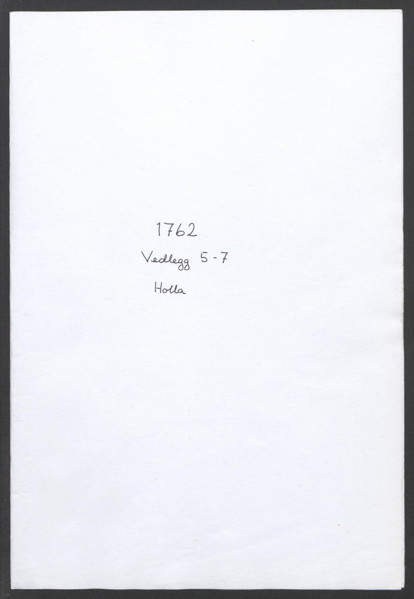 RA, Rentekammeret inntil 1814, Reviderte regnskaper, Fogderegnskap, R37/L2239: Ekstraskatten Nedre Telemark og Bamble, 1762-1763, s. 43