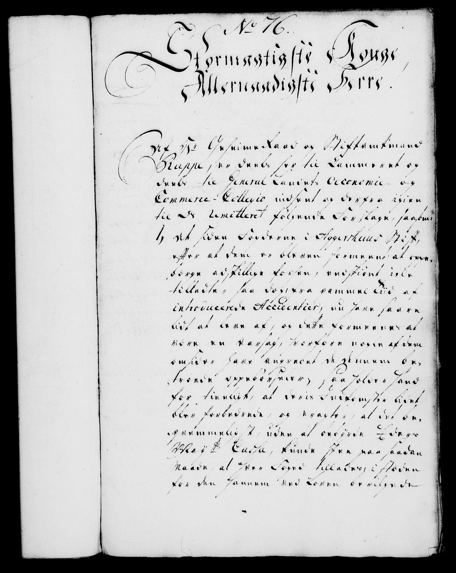 RA, Rentekammeret, Kammerkanselliet, G/Gf/Gfa/L0029: Norsk relasjons- og resolusjonsprotokoll (merket RK 52.29), 1746-1747, s. 581