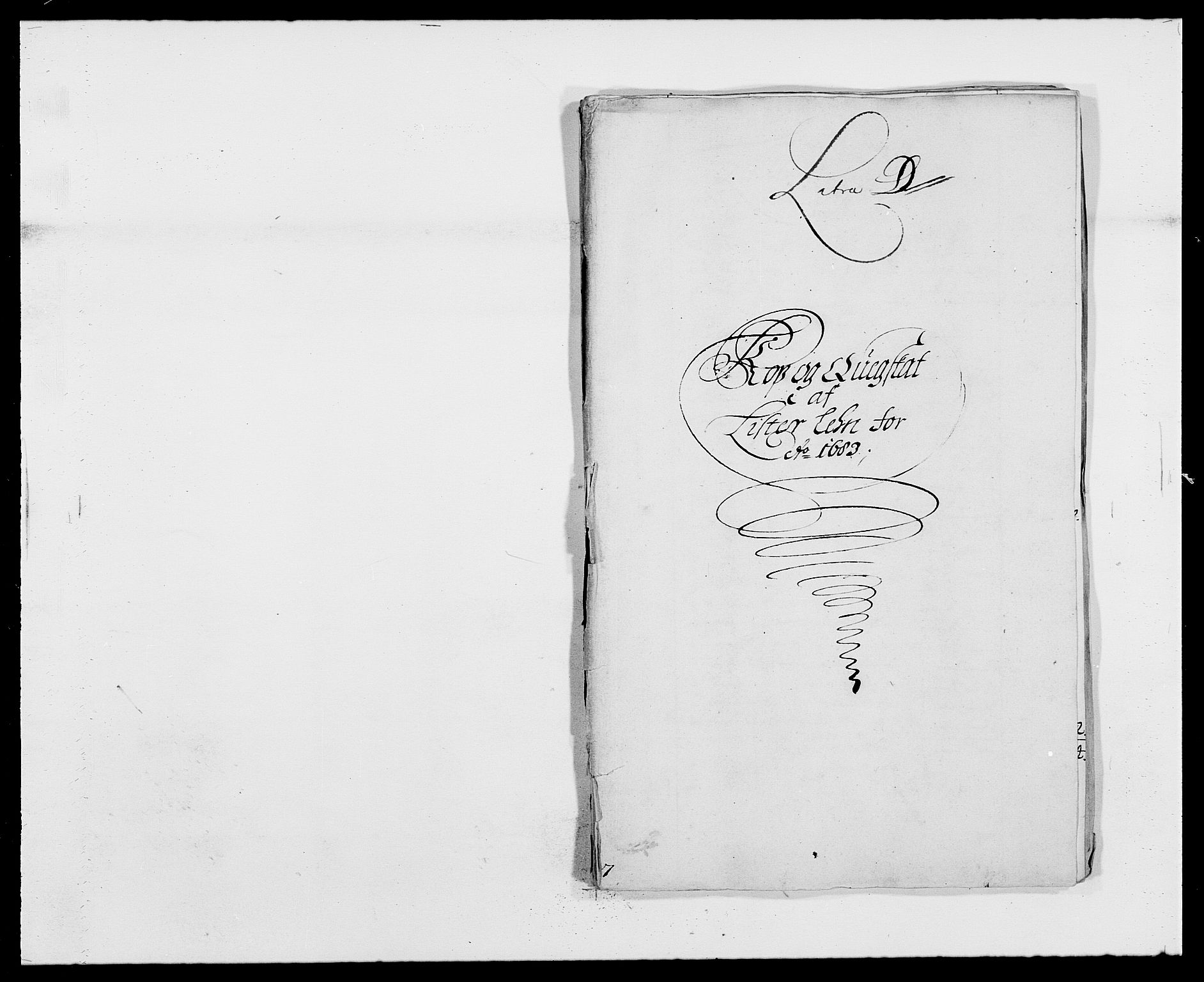 RA, Rentekammeret inntil 1814, Reviderte regnskaper, Fogderegnskap, R41/L2532: Fogderegnskap Lista, 1683, s. 100