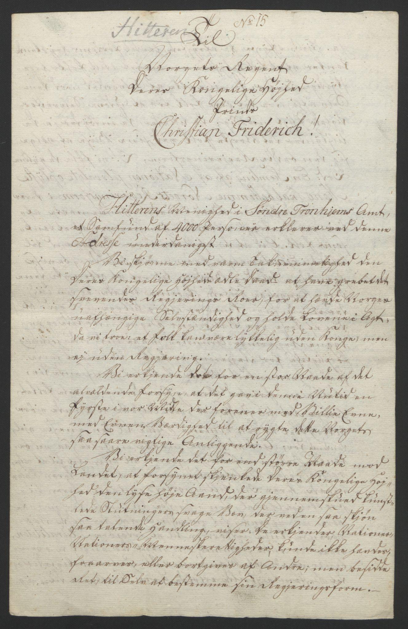 RA, Statsrådssekretariatet, D/Db/L0008: Fullmakter for Eidsvollsrepresentantene i 1814. , 1814, s. 435